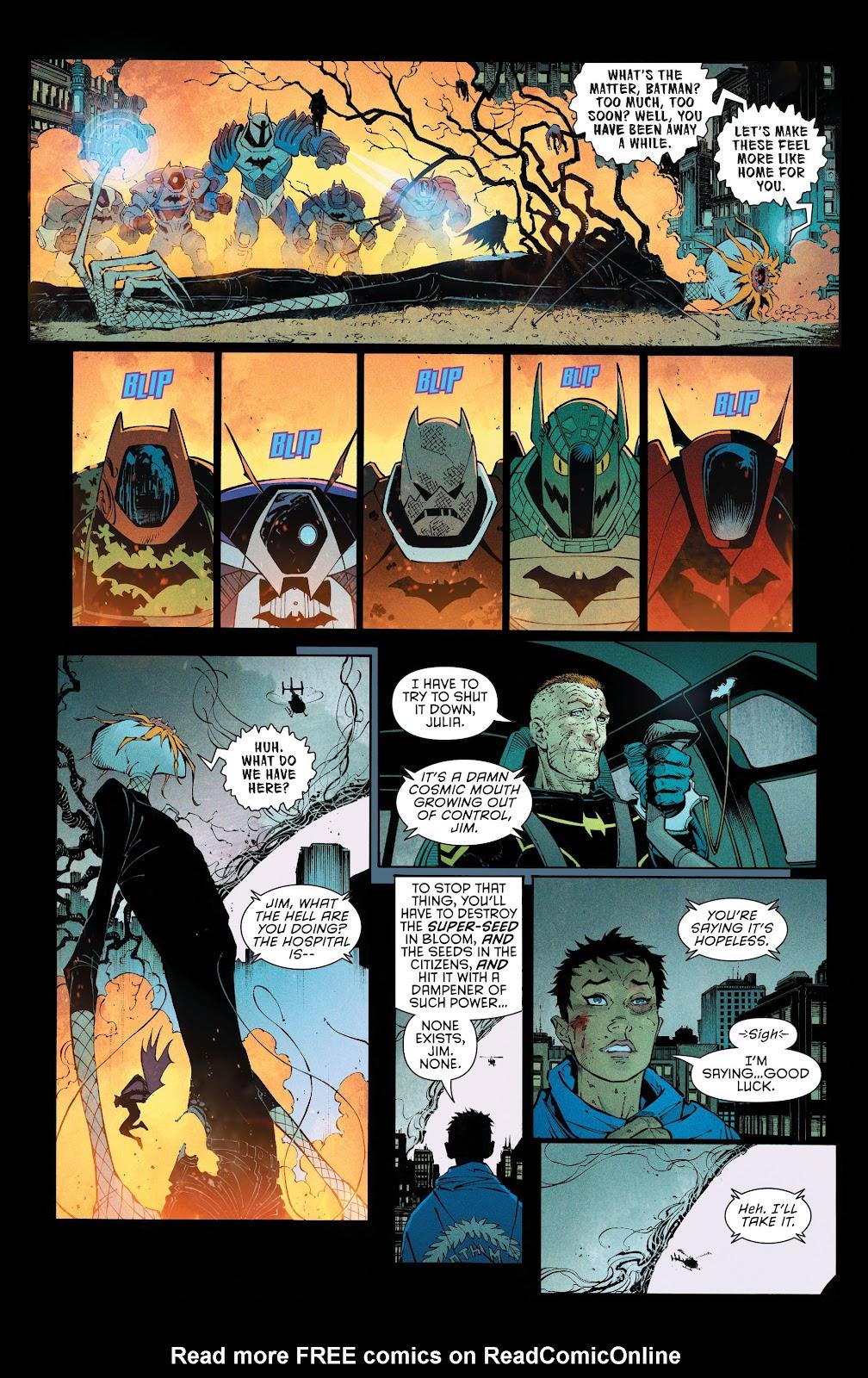 Batman (2011) Issue #50 #69 - English 22