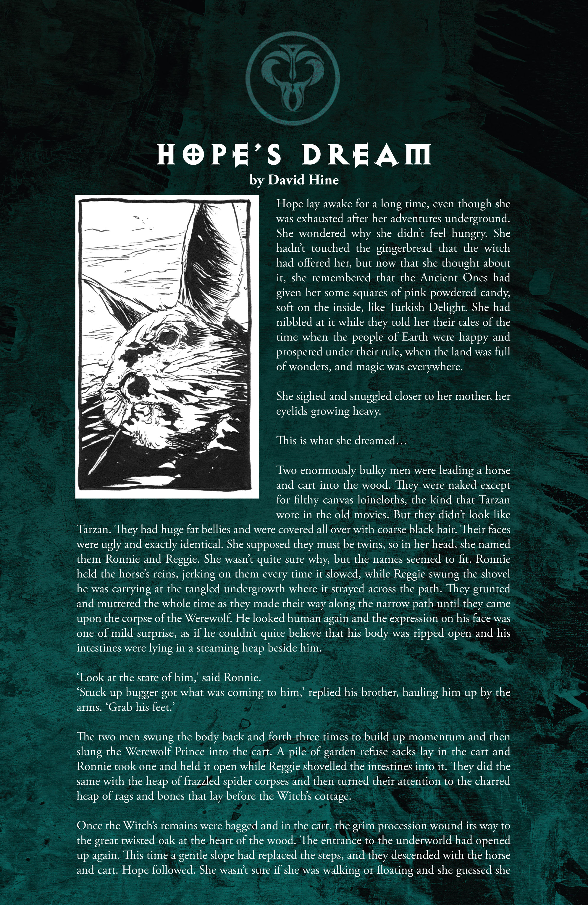 Read online The Darkness (2007) comic -  Issue #113 - 23