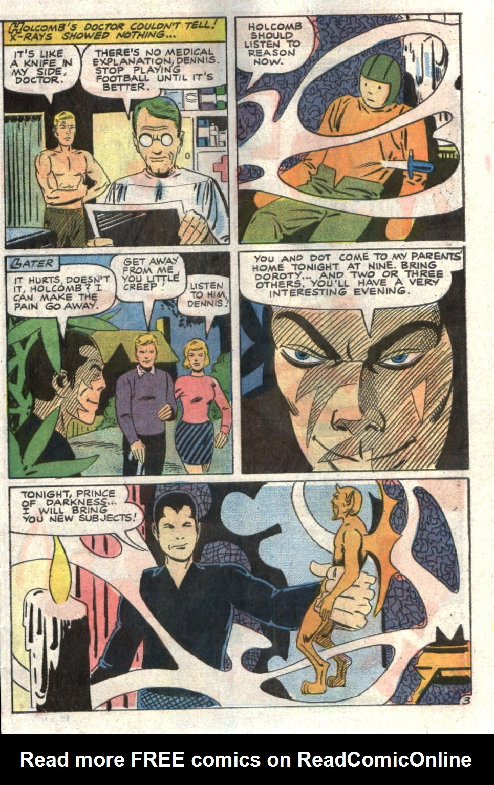 Read online Scary Tales comic -  Issue #24 - 11
