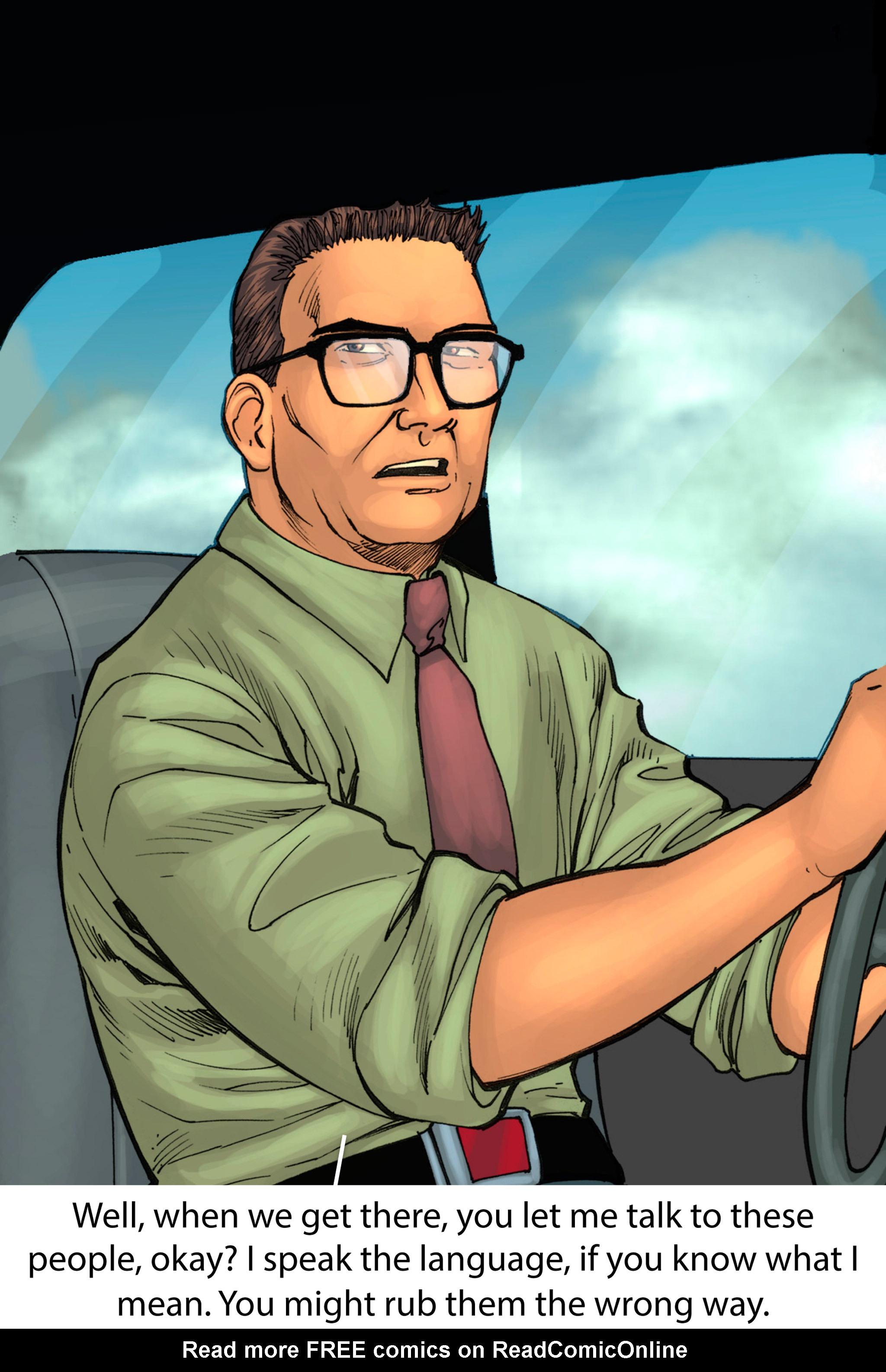 Read online Z-Men comic -  Issue #1 - 107