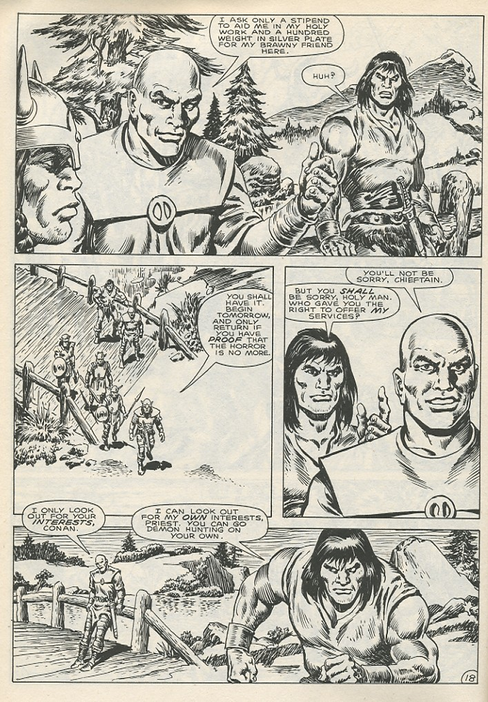 The Savage Sword Of Conan Issue #141 #142 - English 24