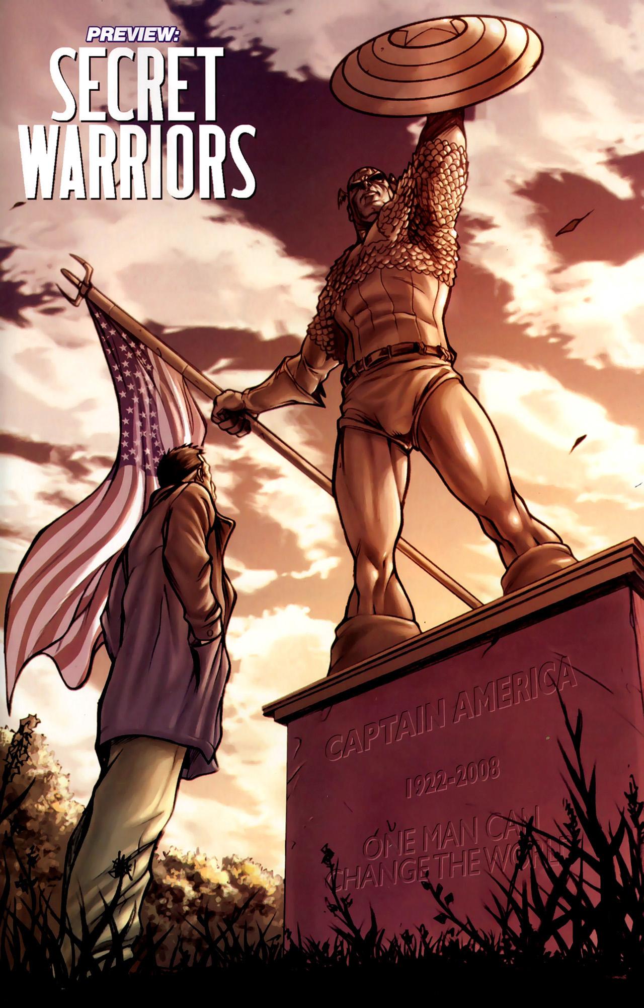 Read online Secret Invasion: Dark Reign comic -  Issue # Full - 31