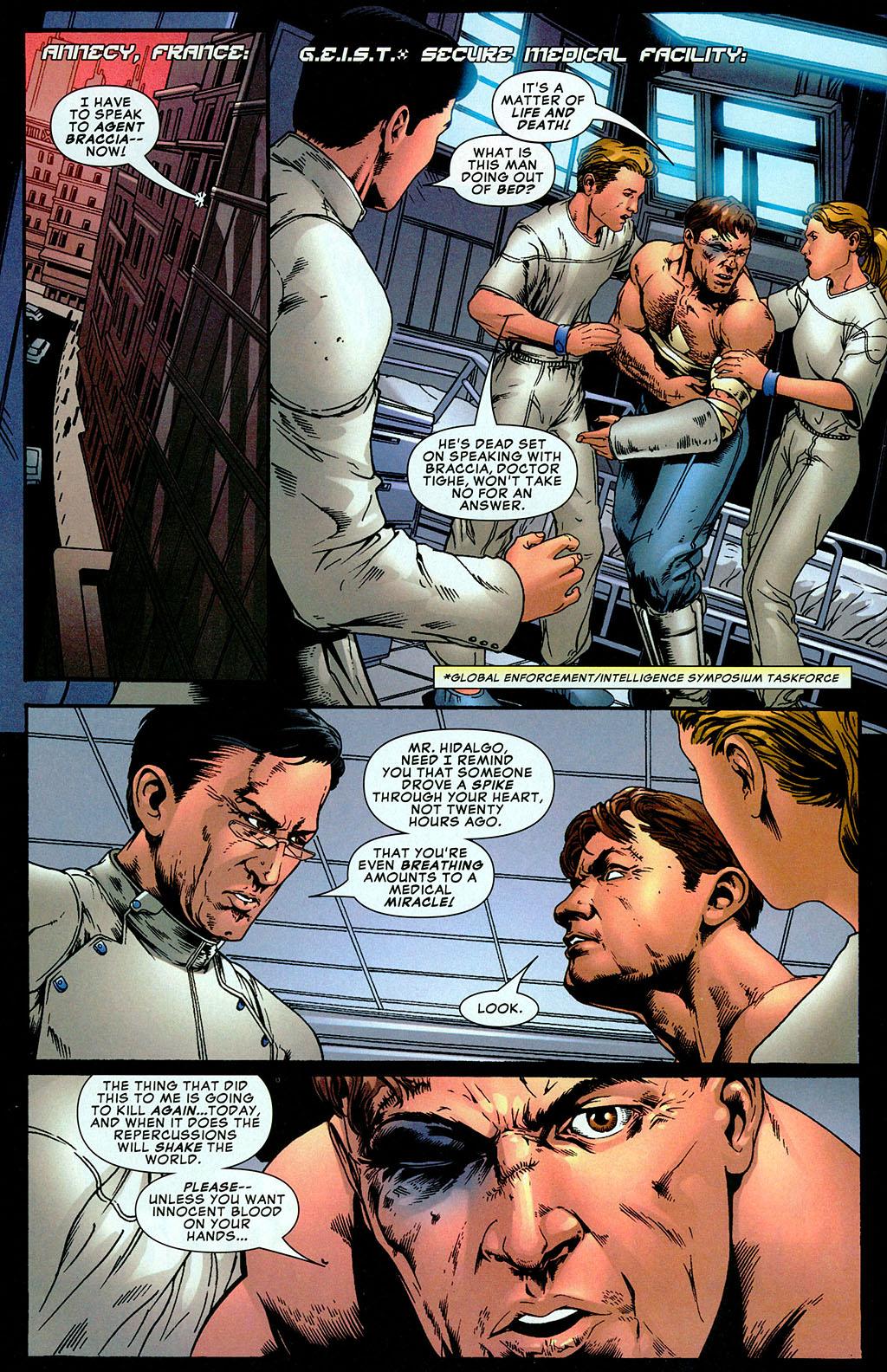 Read online Amazing Fantasy (2004) comic -  Issue #20 - 5