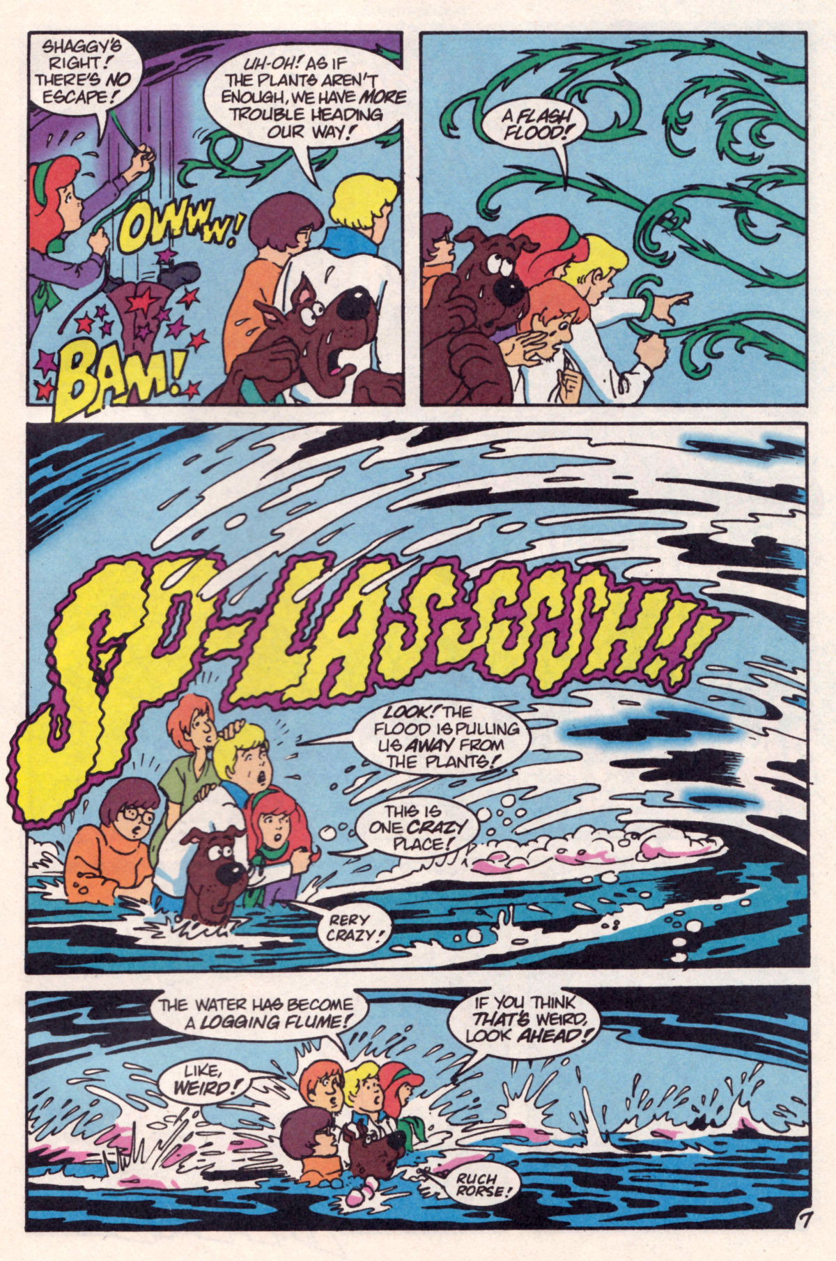 Read online Scooby-Doo (1995) comic -  Issue #12 - 22