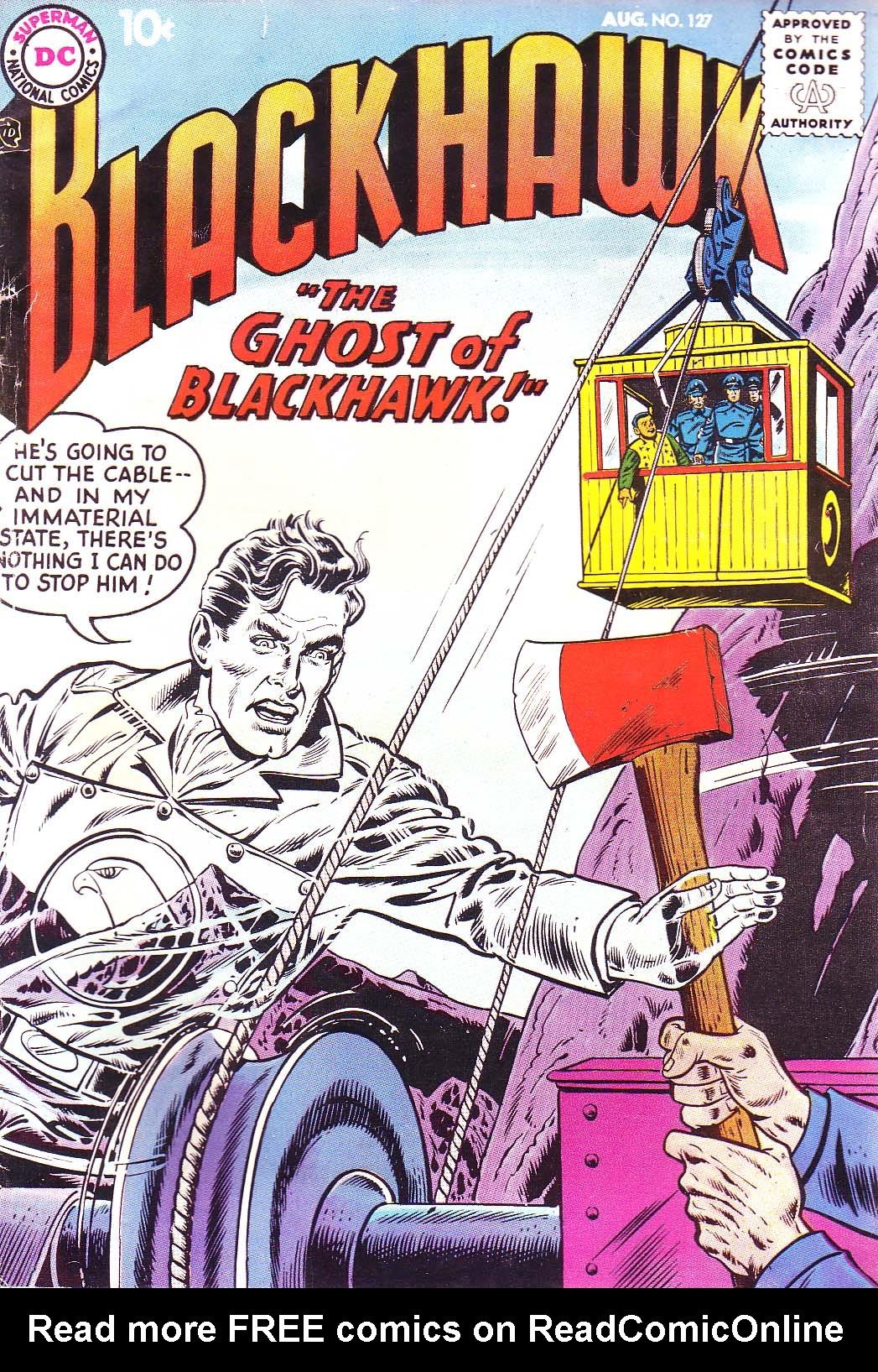 Blackhawk (1957) 127 Page 1