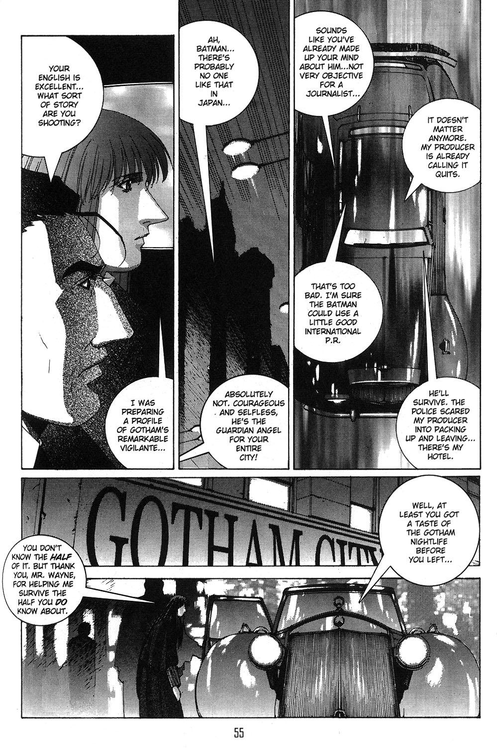 Read online Batman: Child of Dreams comic -  Issue # Full - 53