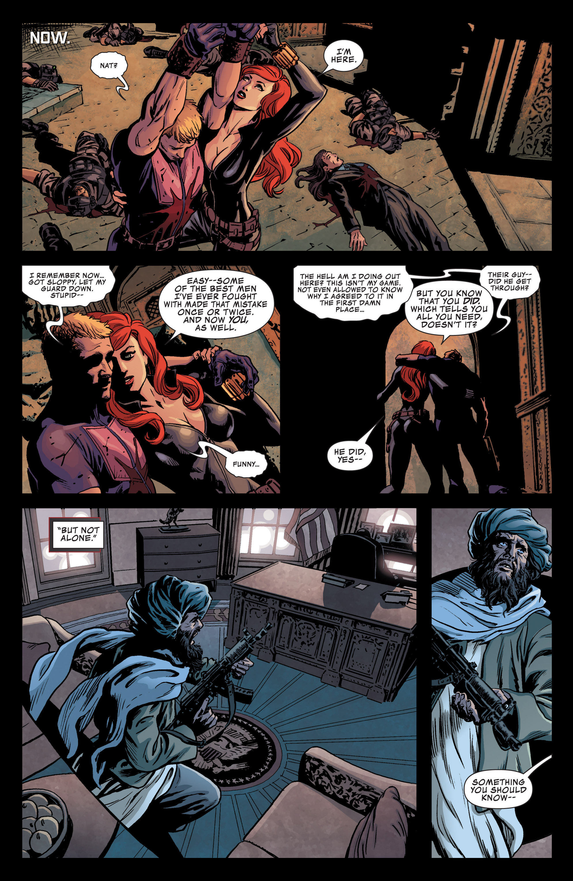 Read online Secret Avengers (2013) comic -  Issue #1 - 20
