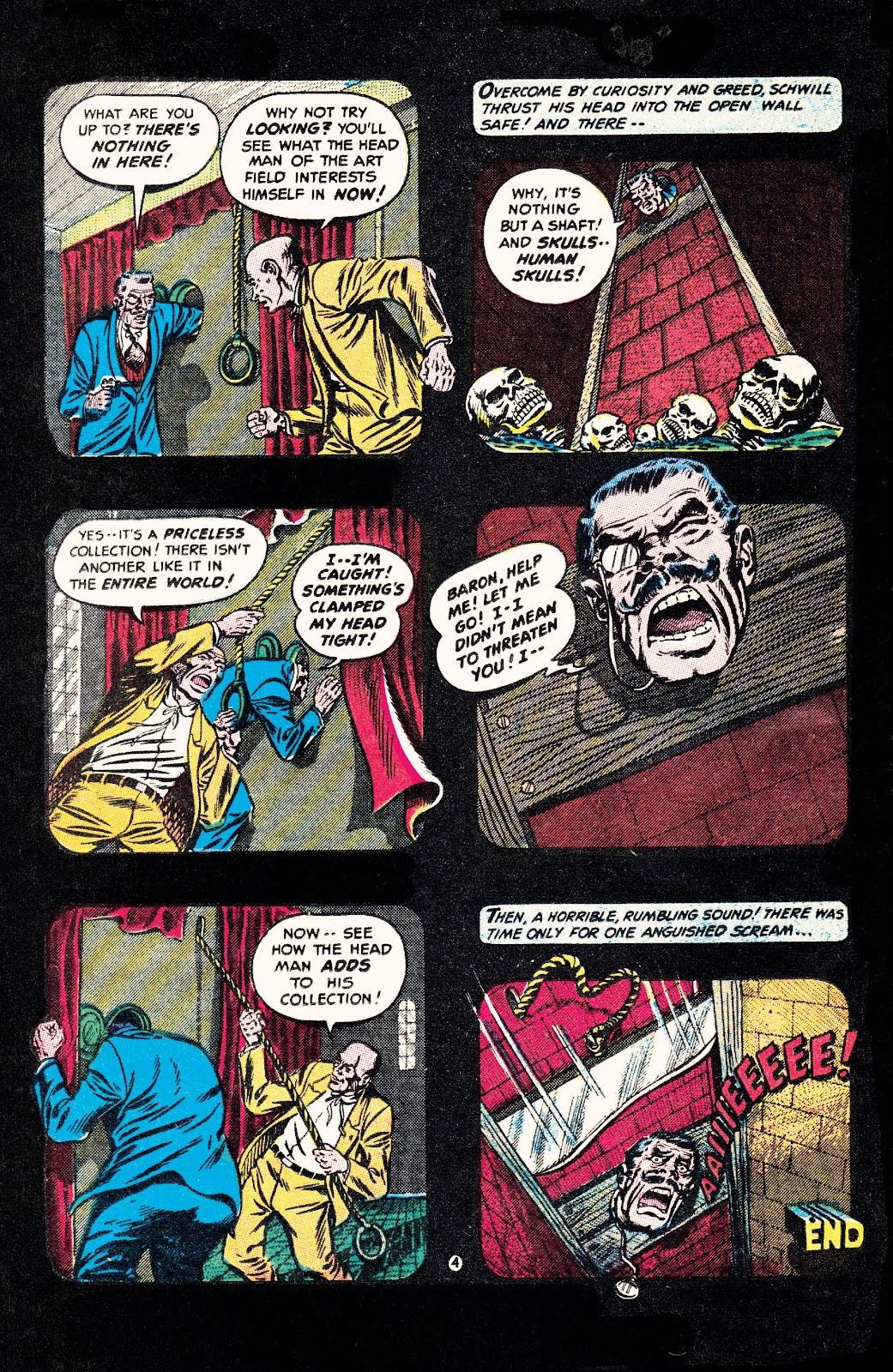 Haunted Horror Issue #26 #26 - English 30