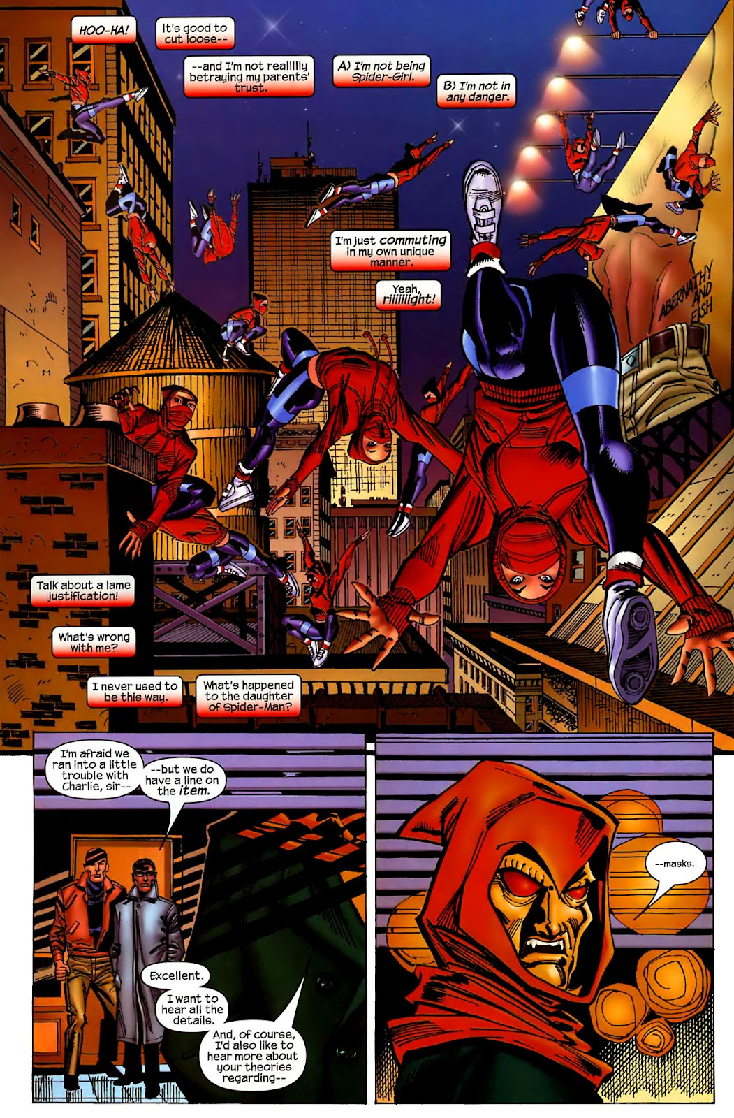 Amazing Spider-Girl Issue #1 #2 - English 18