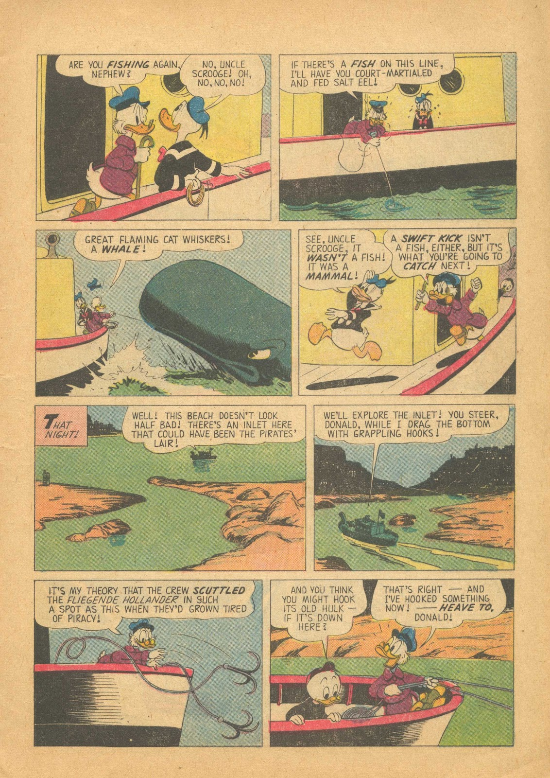 Uncle Scrooge (1953) Issue #25 #25 - English 9