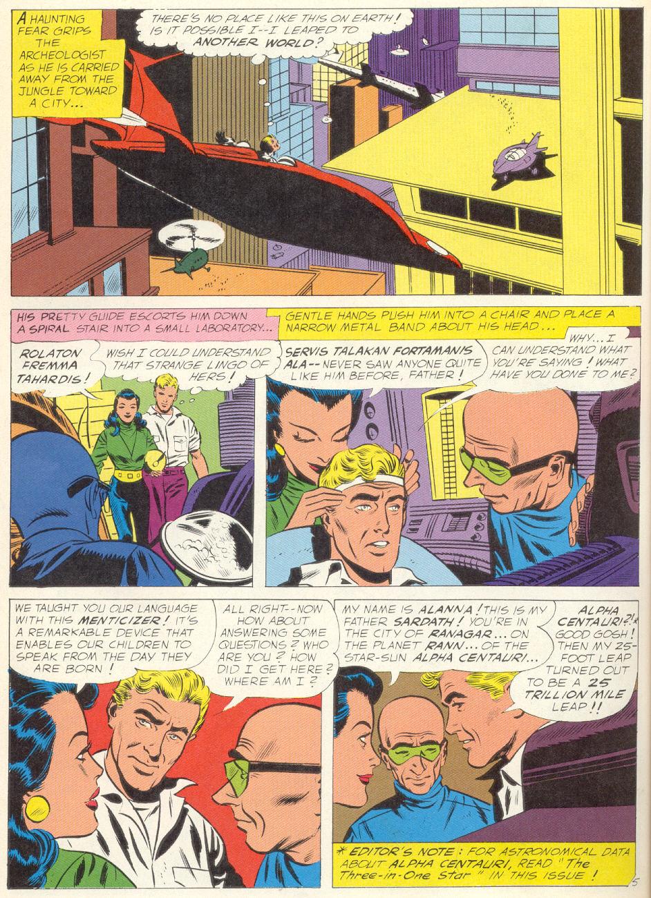 Read online Secret Origins (1961) comic -  Issue # Full - 19