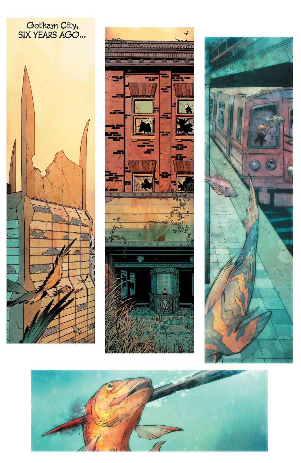 Batman (2011) Issue #21 #36 - English 2