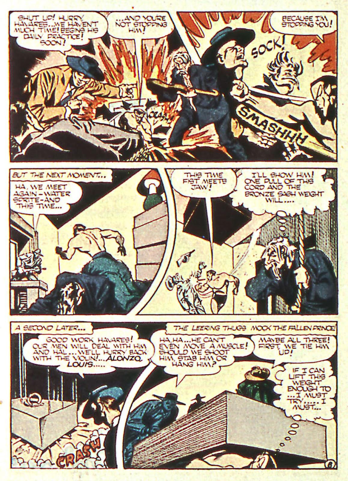 Sub-Mariner Comics Issue #16 #16 - English 22