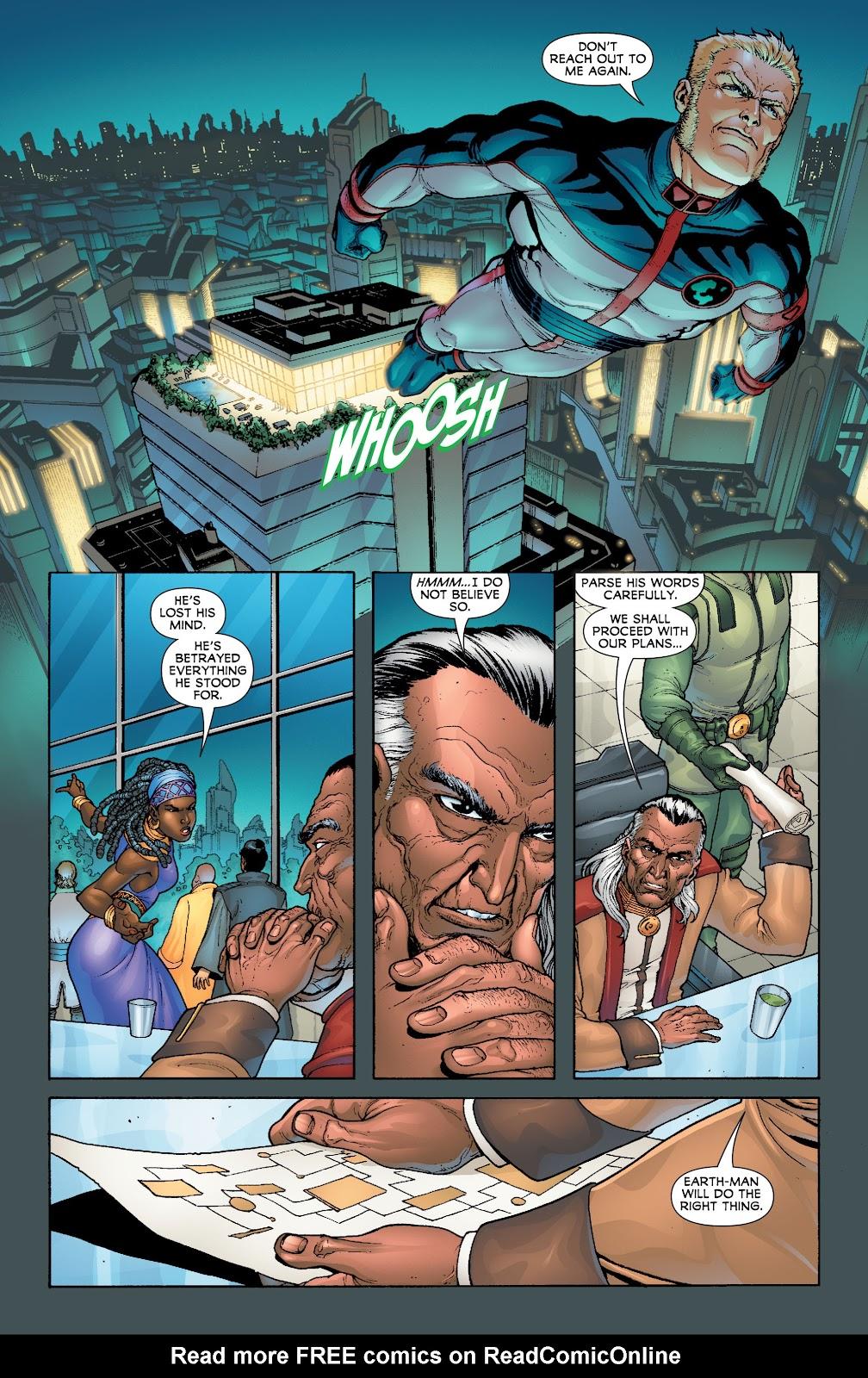 Legion of Super-Heroes (2010) Issue #4 #5 - English 16