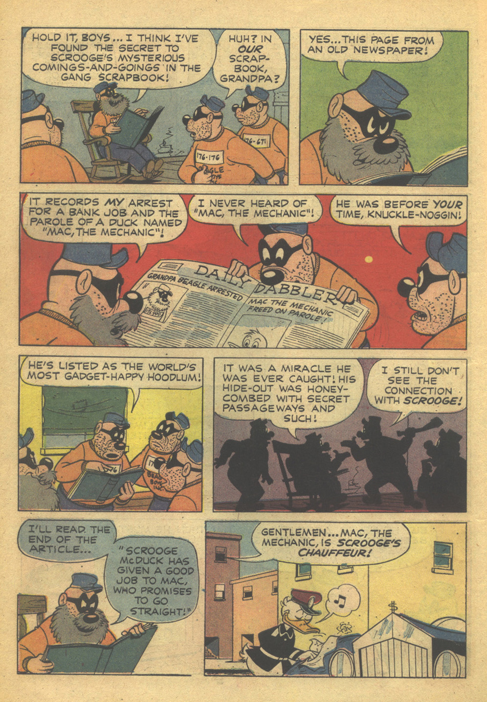 Uncle Scrooge (1953) Issue #77 #77 - English 5