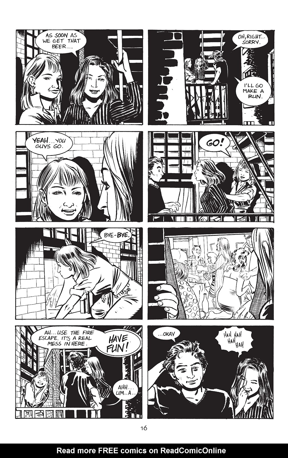 Stray Bullets Issue #3 #3 - English 18