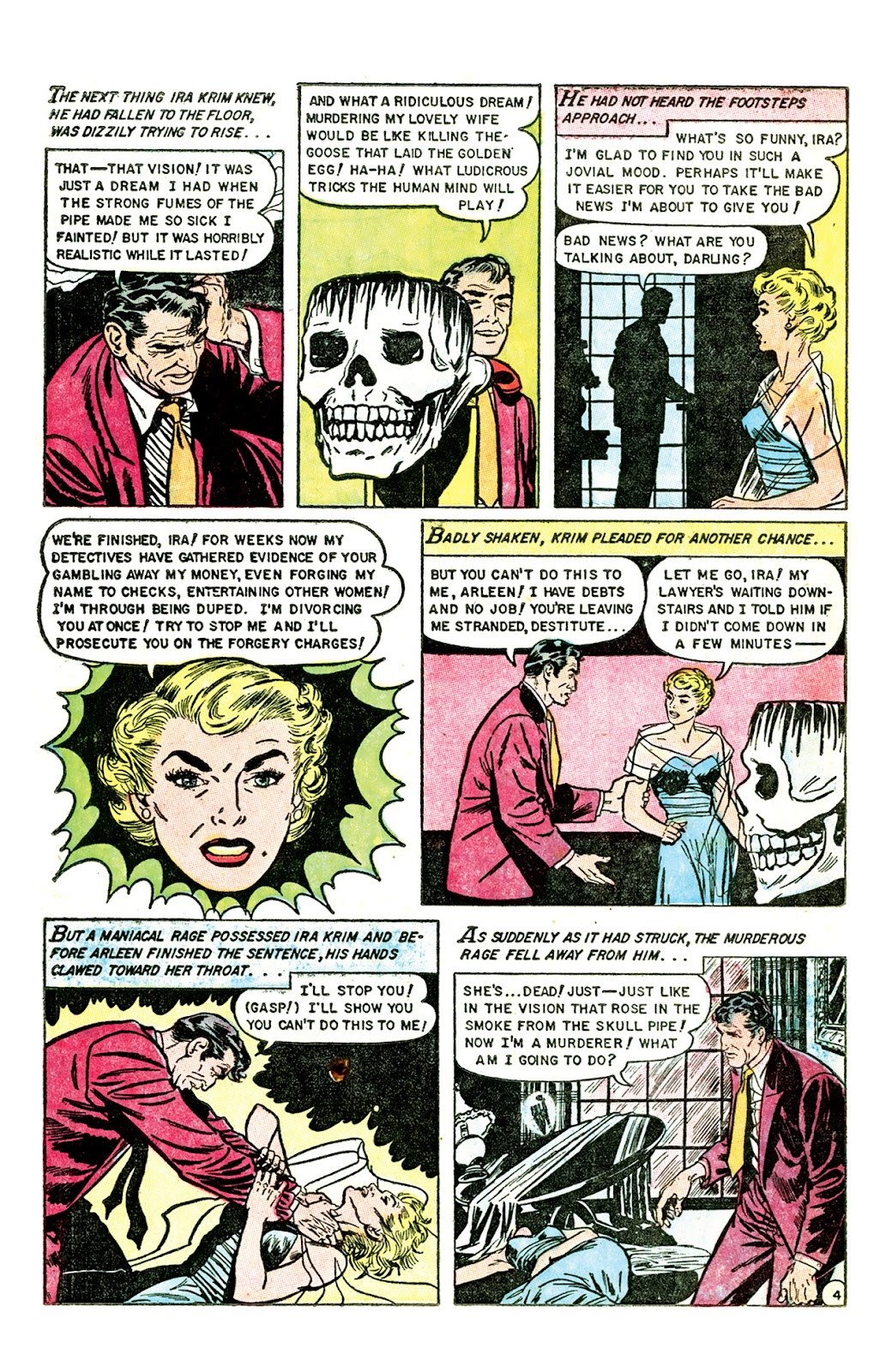 Haunted Horror Issue #2 #2 - English 6
