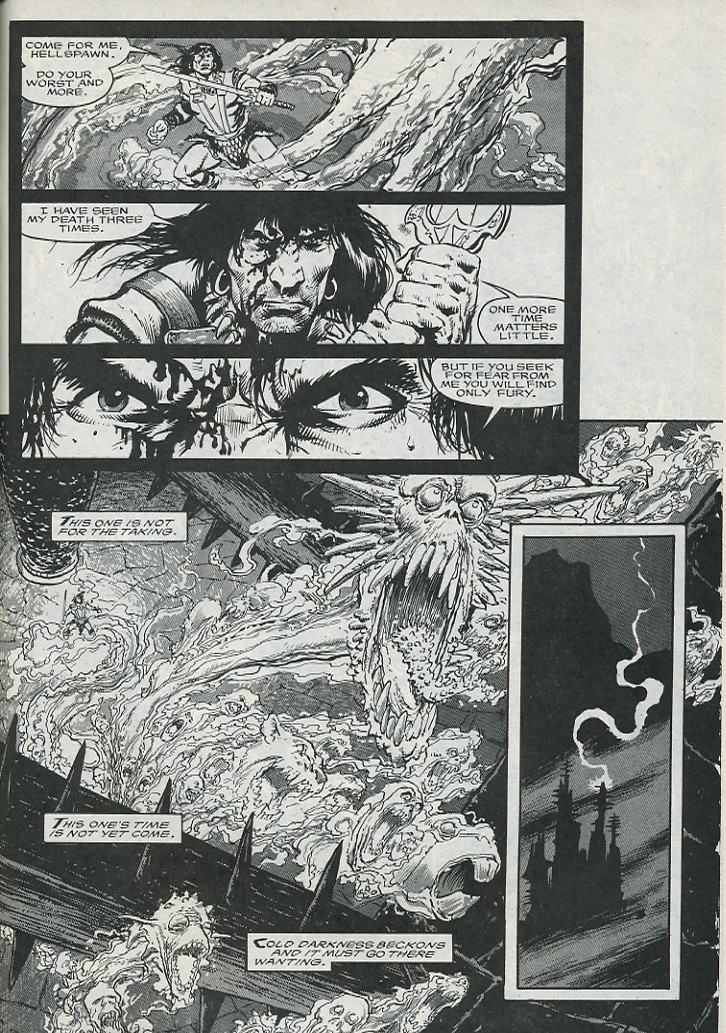 The Savage Sword Of Conan Issue #176 #177 - English 57