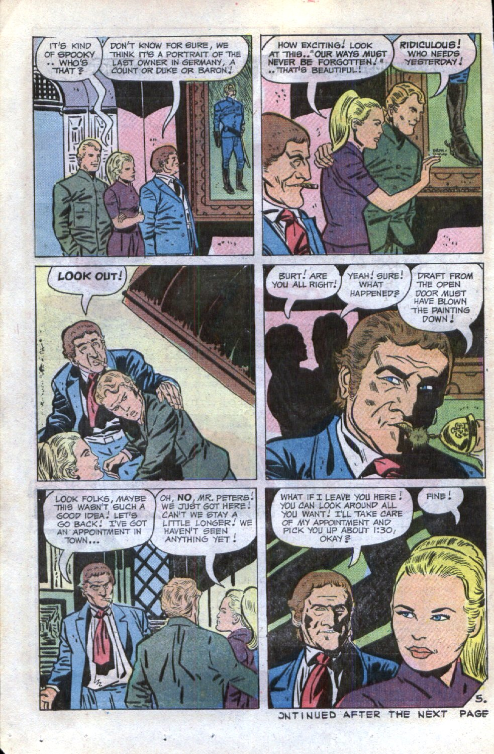 Read online Scary Tales comic -  Issue #34 - 16