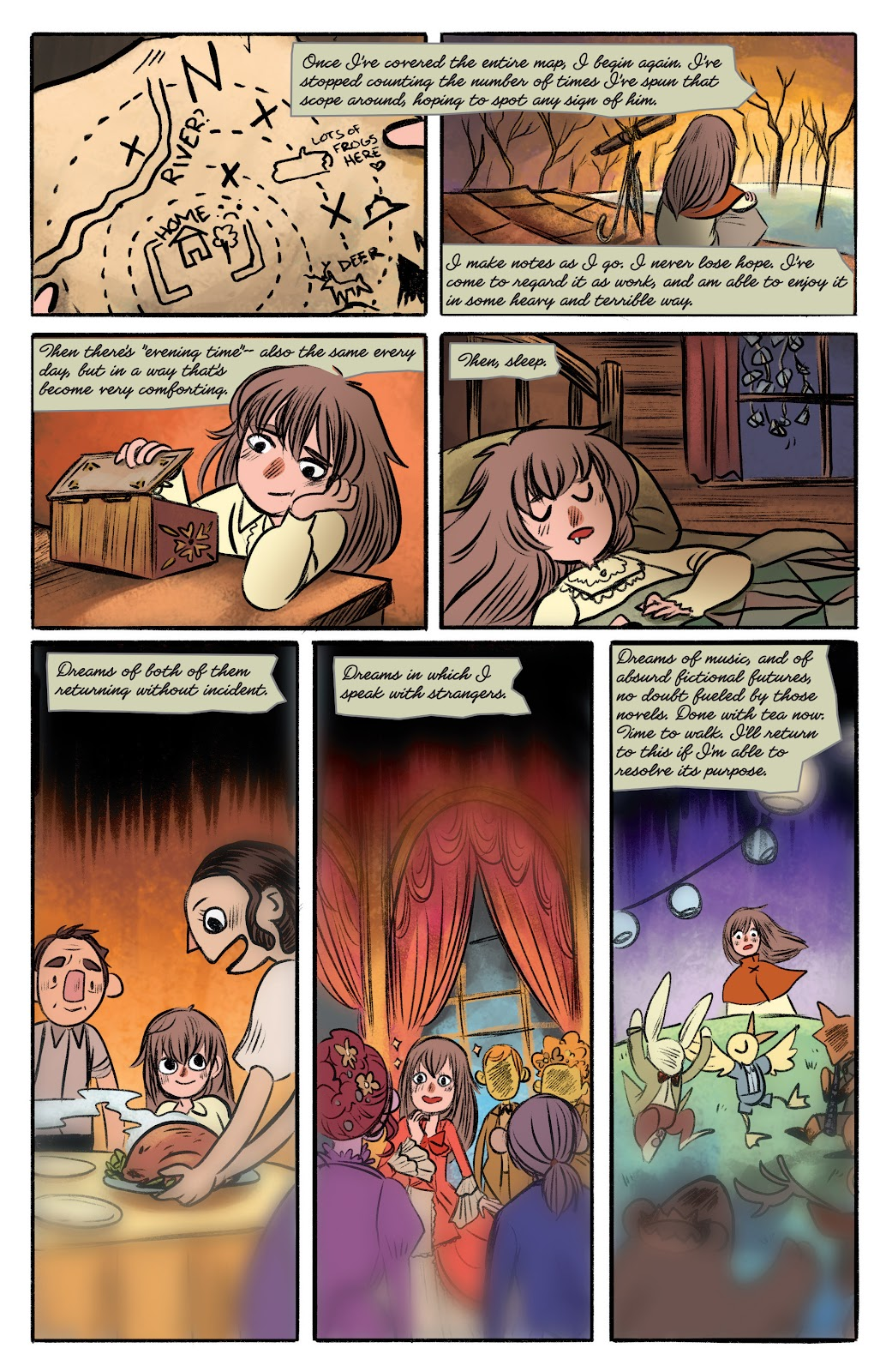 Over the Garden Wall (2016) Issue #2 #2 - English 18