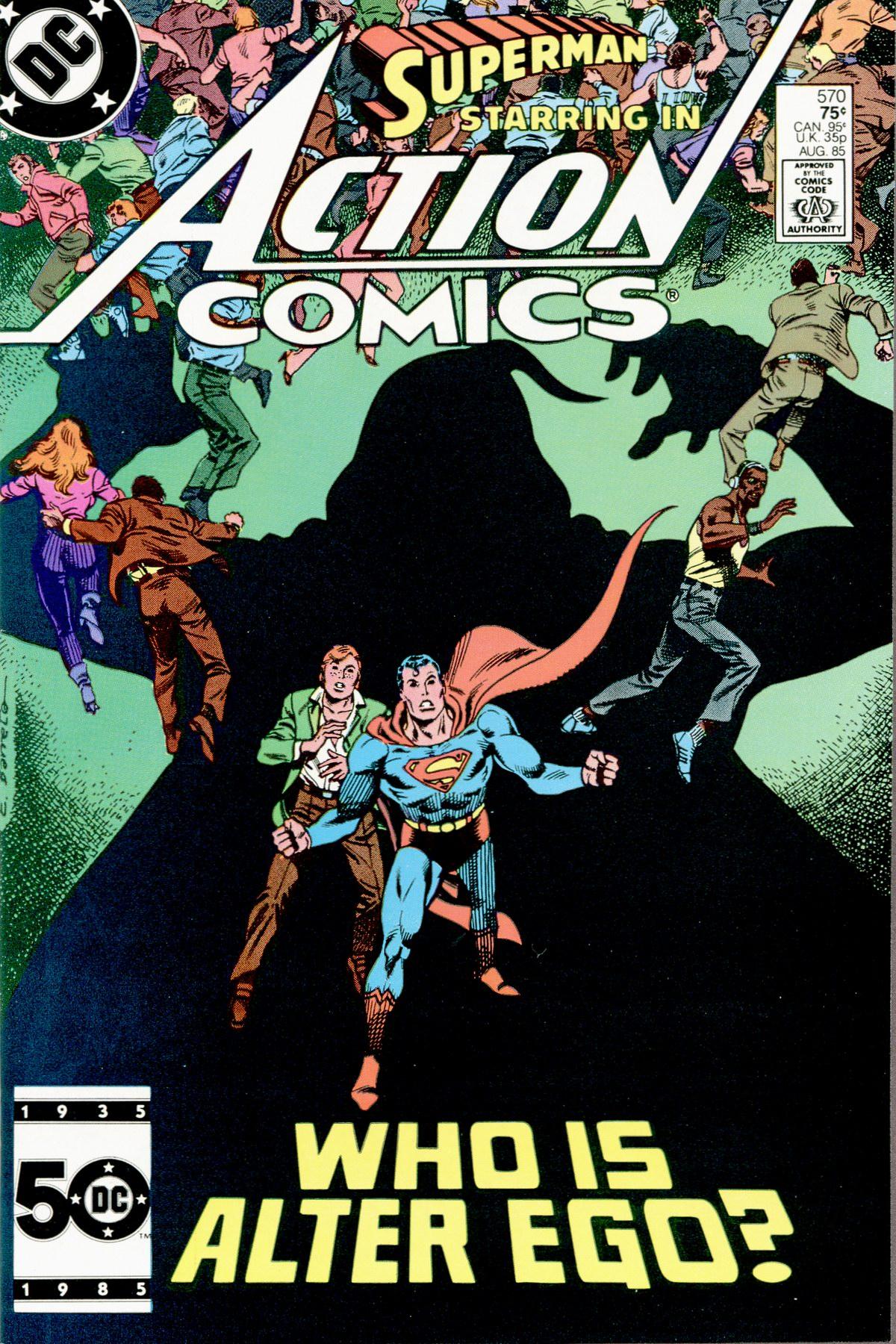 Action Comics (1938) 570 Page 1