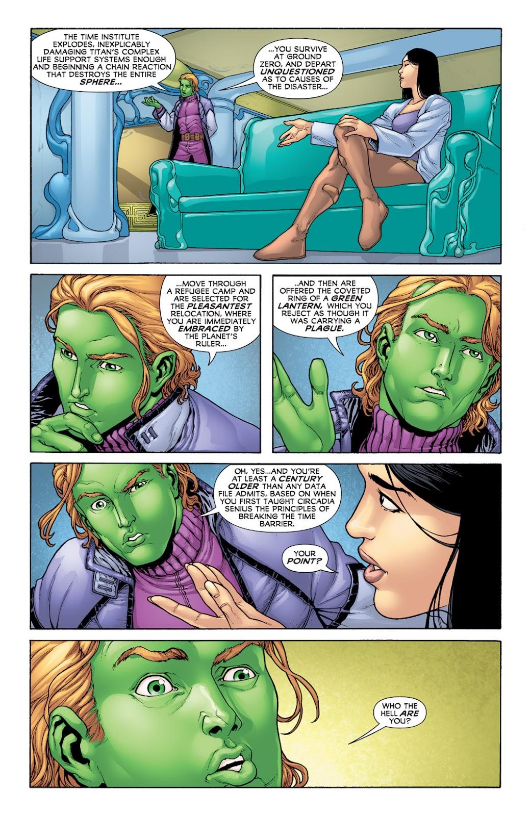 Legion of Super-Heroes (2010) Issue #7 #8 - English 30