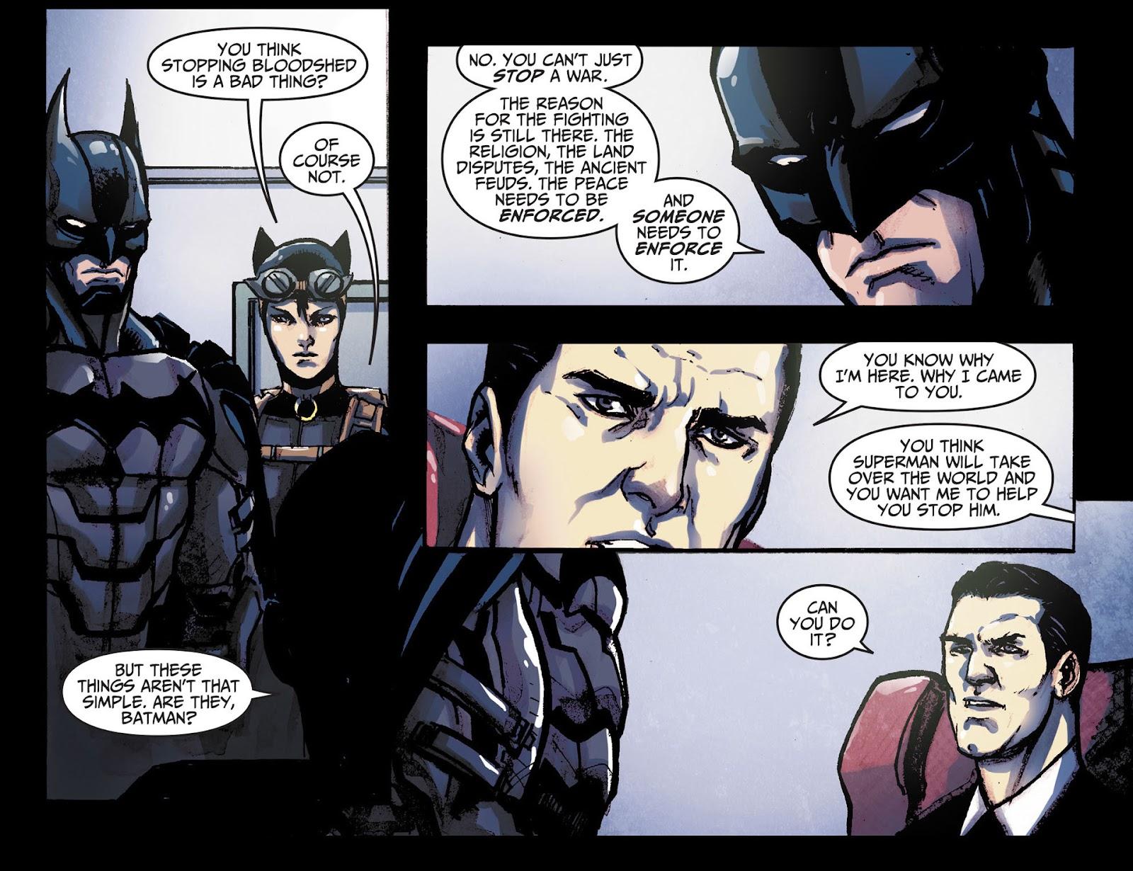 Injustice: Gods Among Us [I] Issue #18 #19 - English 11