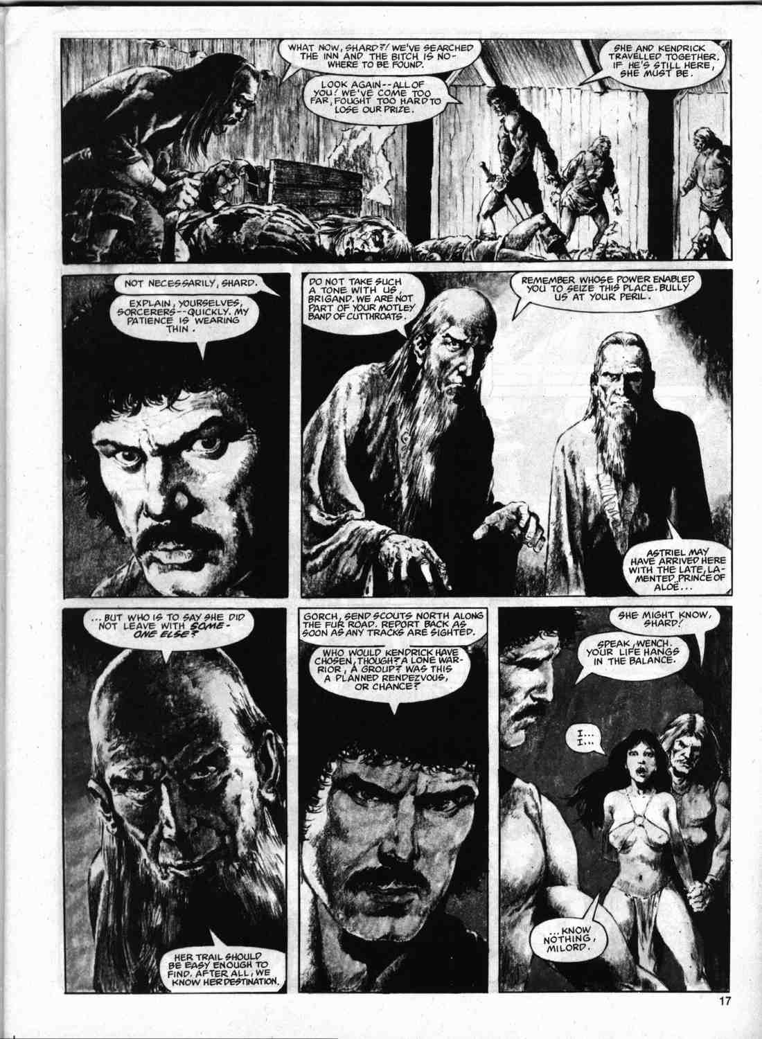 The Savage Sword Of Conan Issue #74 #75 - English 16
