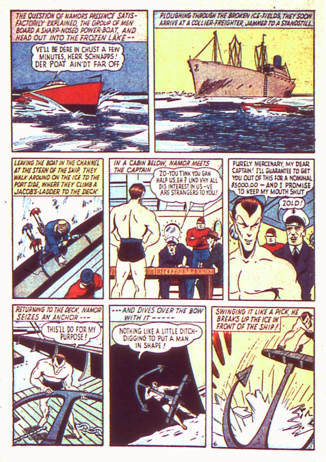 Sub-Mariner Comics Issue #2 #2 - English 8