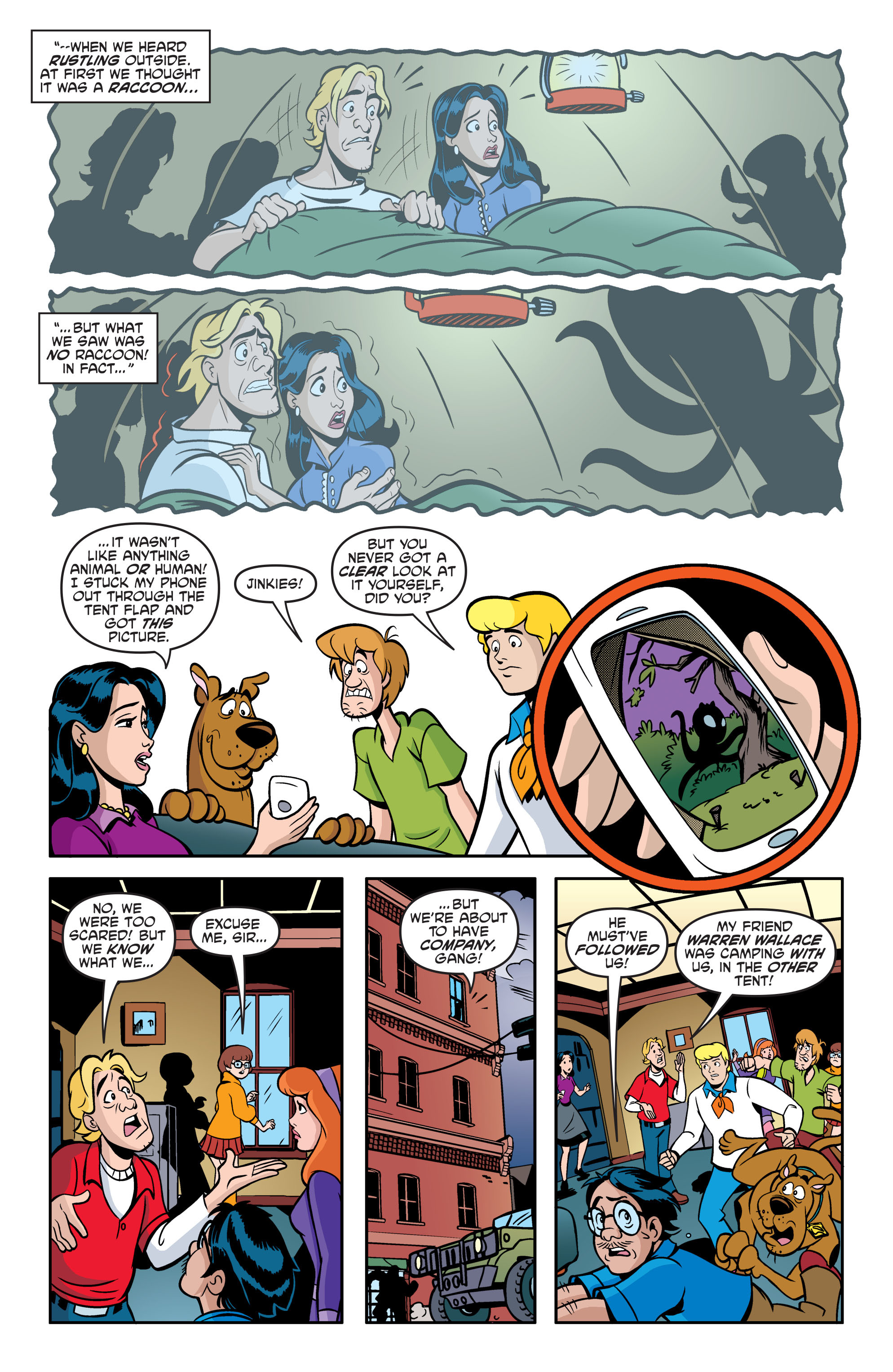 Read online Scooby-Doo: Where Are You? comic -  Issue #56 - 19