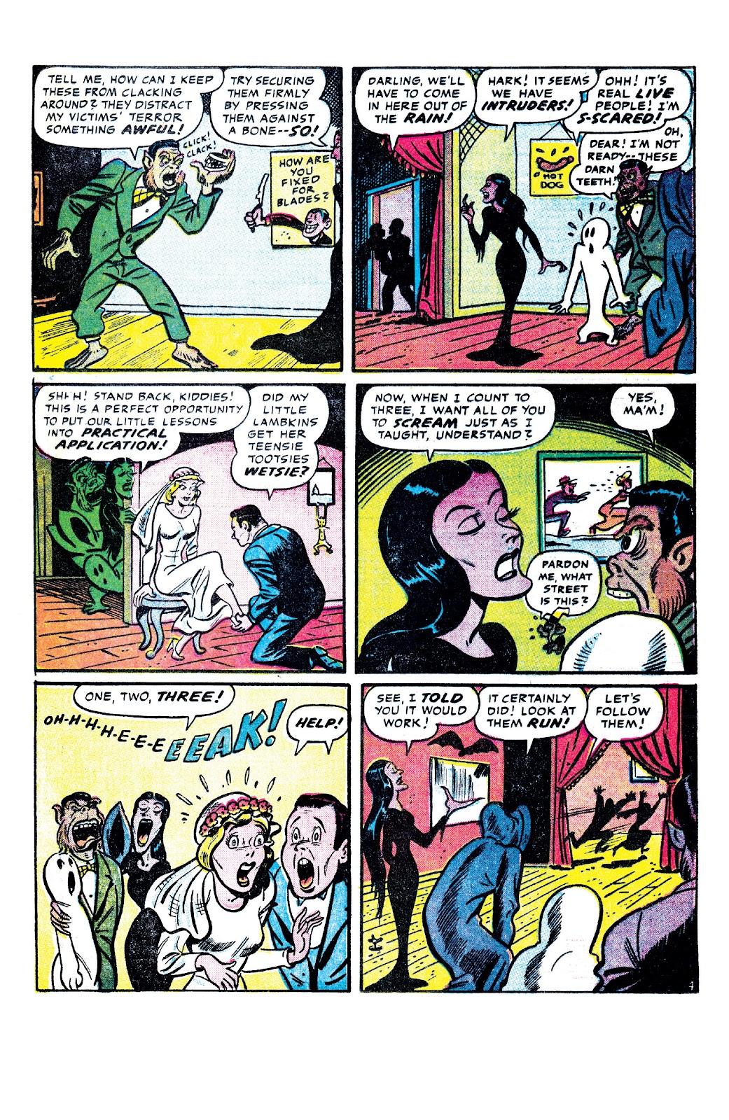 Haunted Horror Issue #19 #19 - English 46