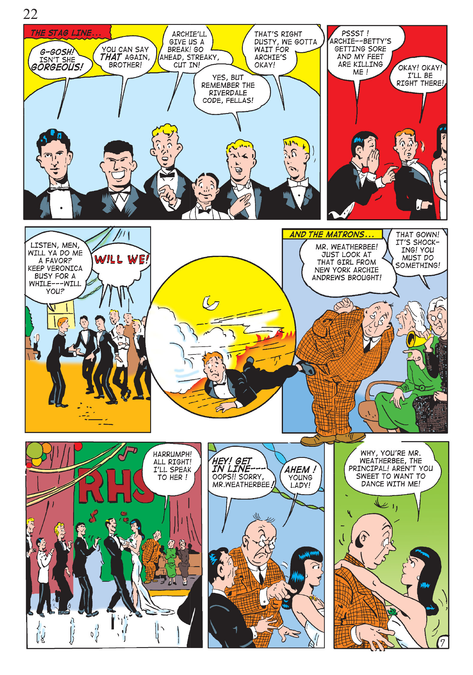 Read online The Best of Archie Comics comic -  Issue # TPB 1 (Part 1) - 21