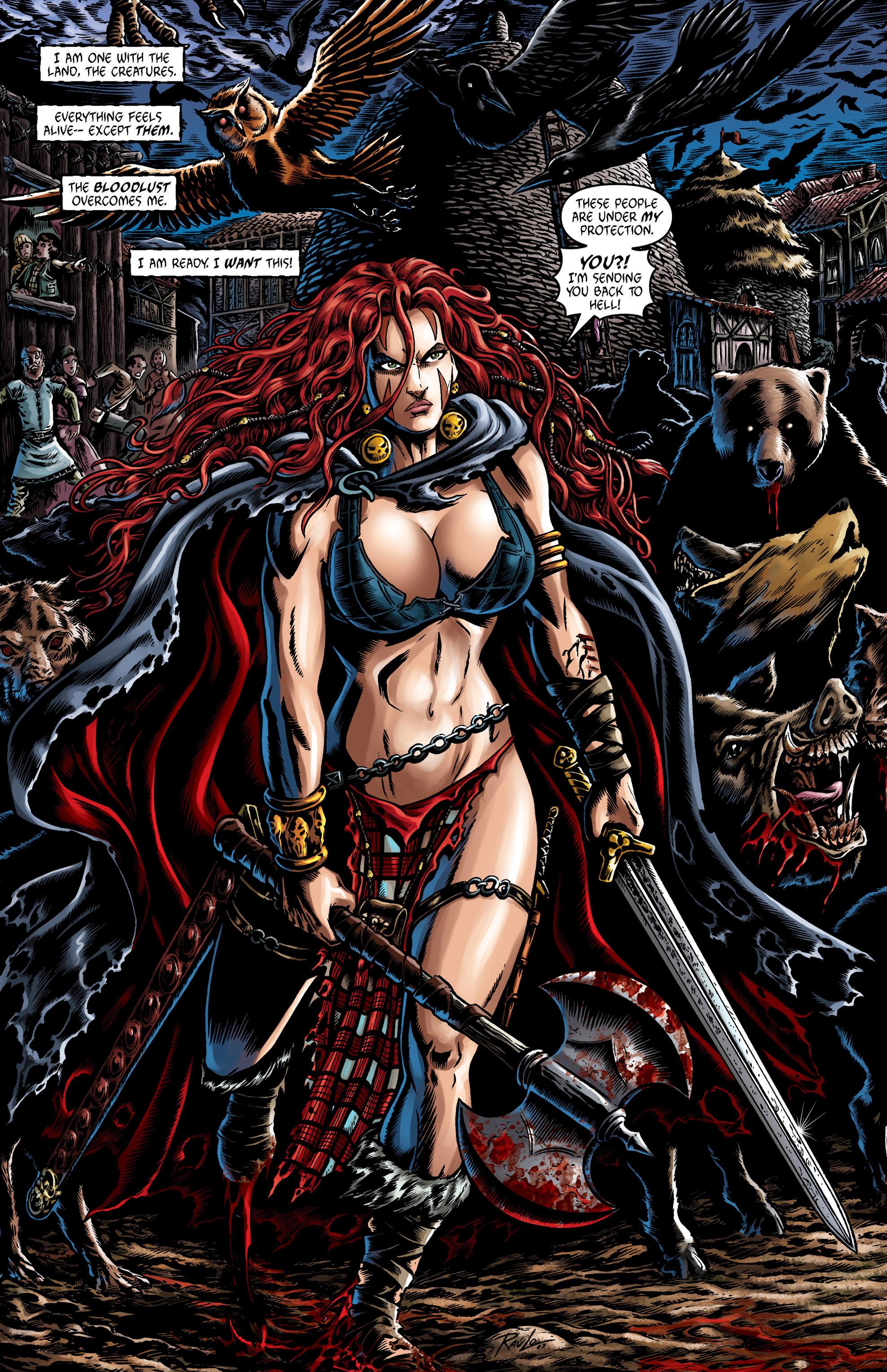 Read online Belladonna comic -  Issue #0 - 30