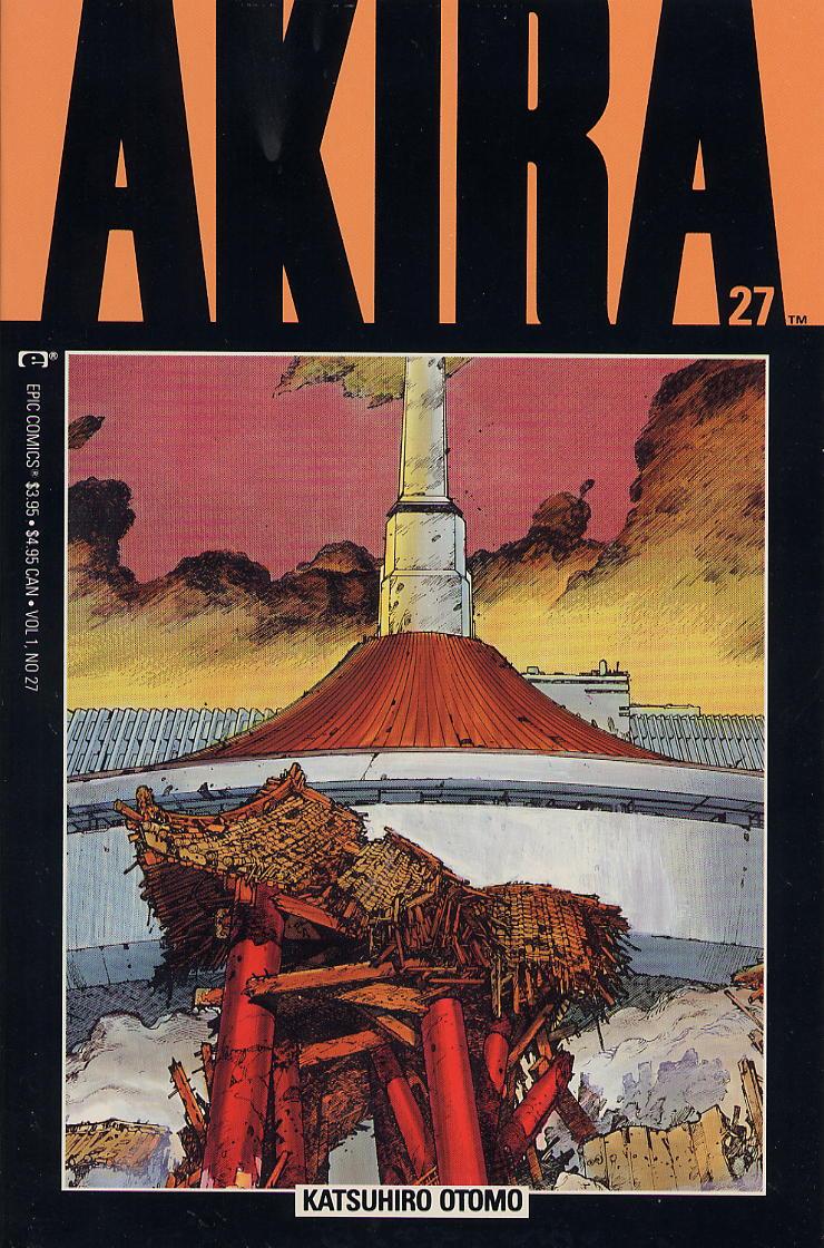 Akira 27 Page 1