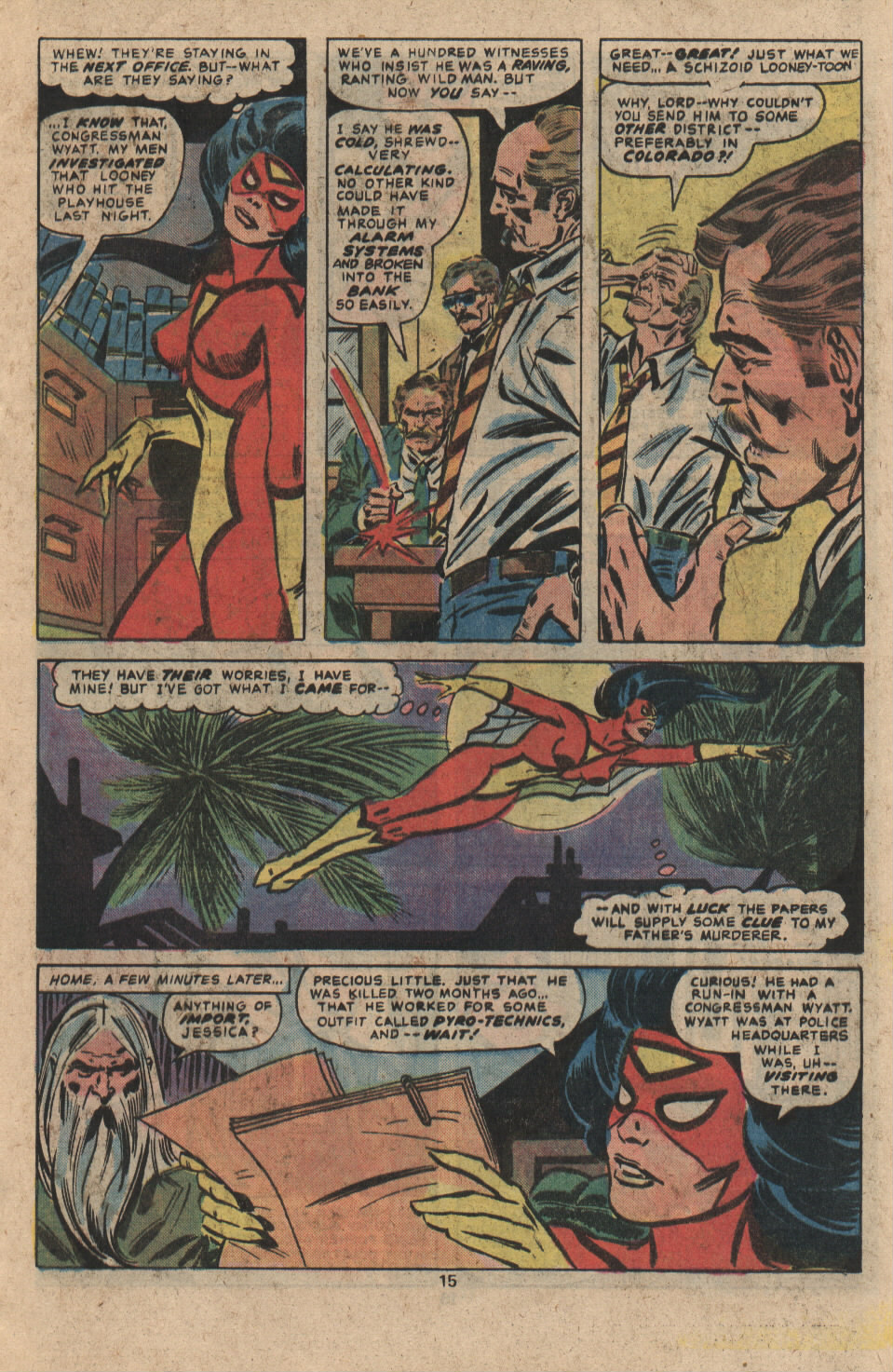 Spider-Woman (1978) Issue #3 #3 - English 10
