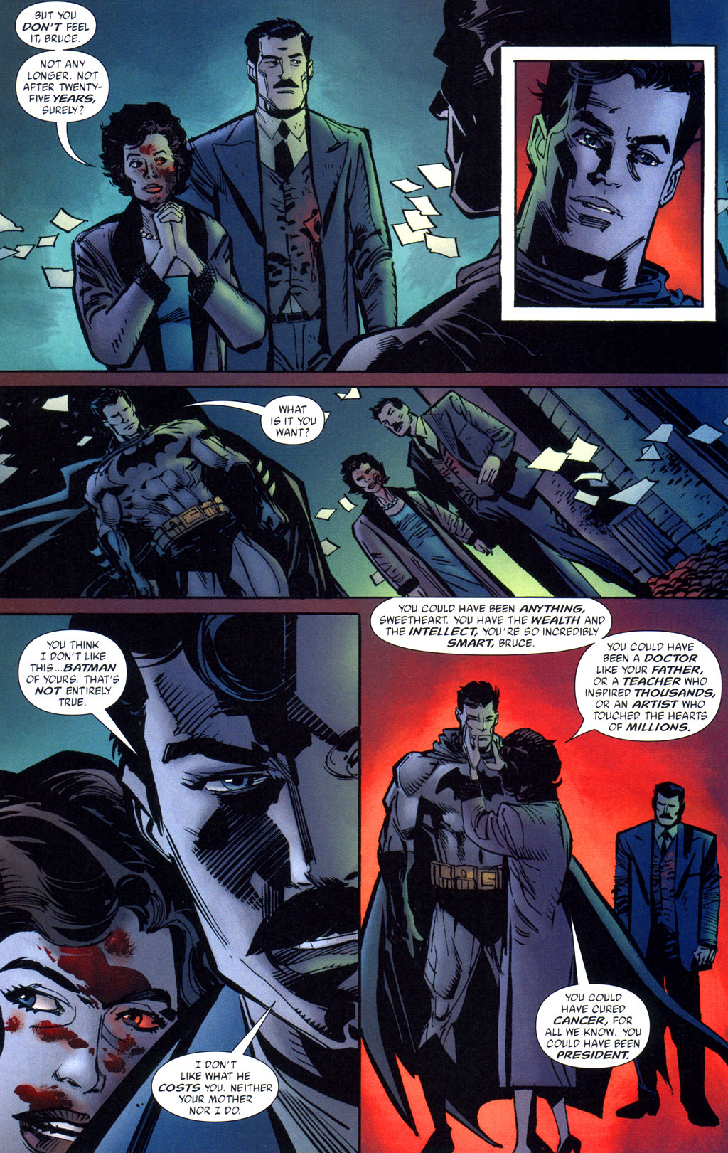 Batman: Death and the Maidens 6 Page 20