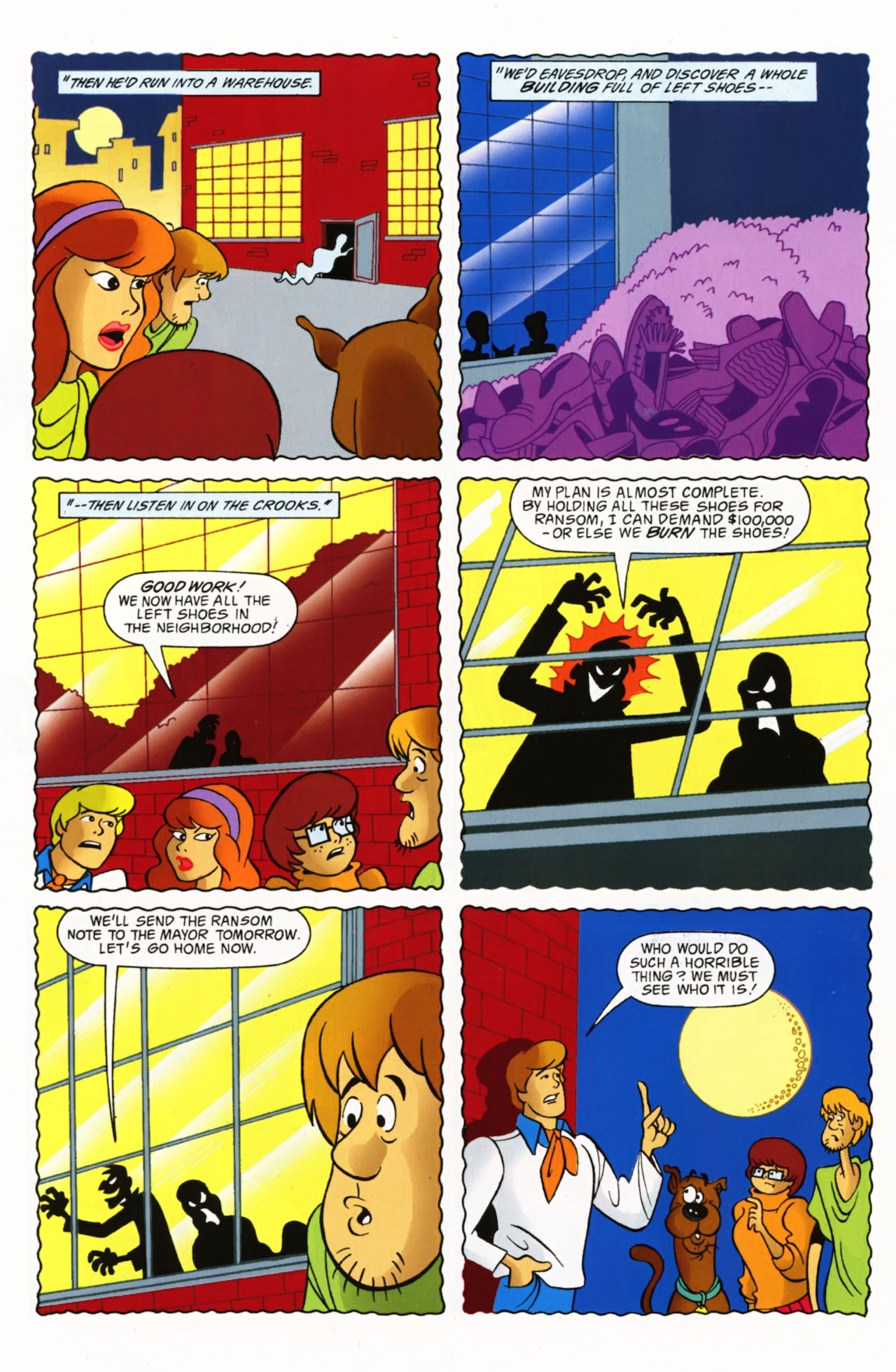Read online Scooby-Doo: Where Are You? comic -  Issue #3 - 25