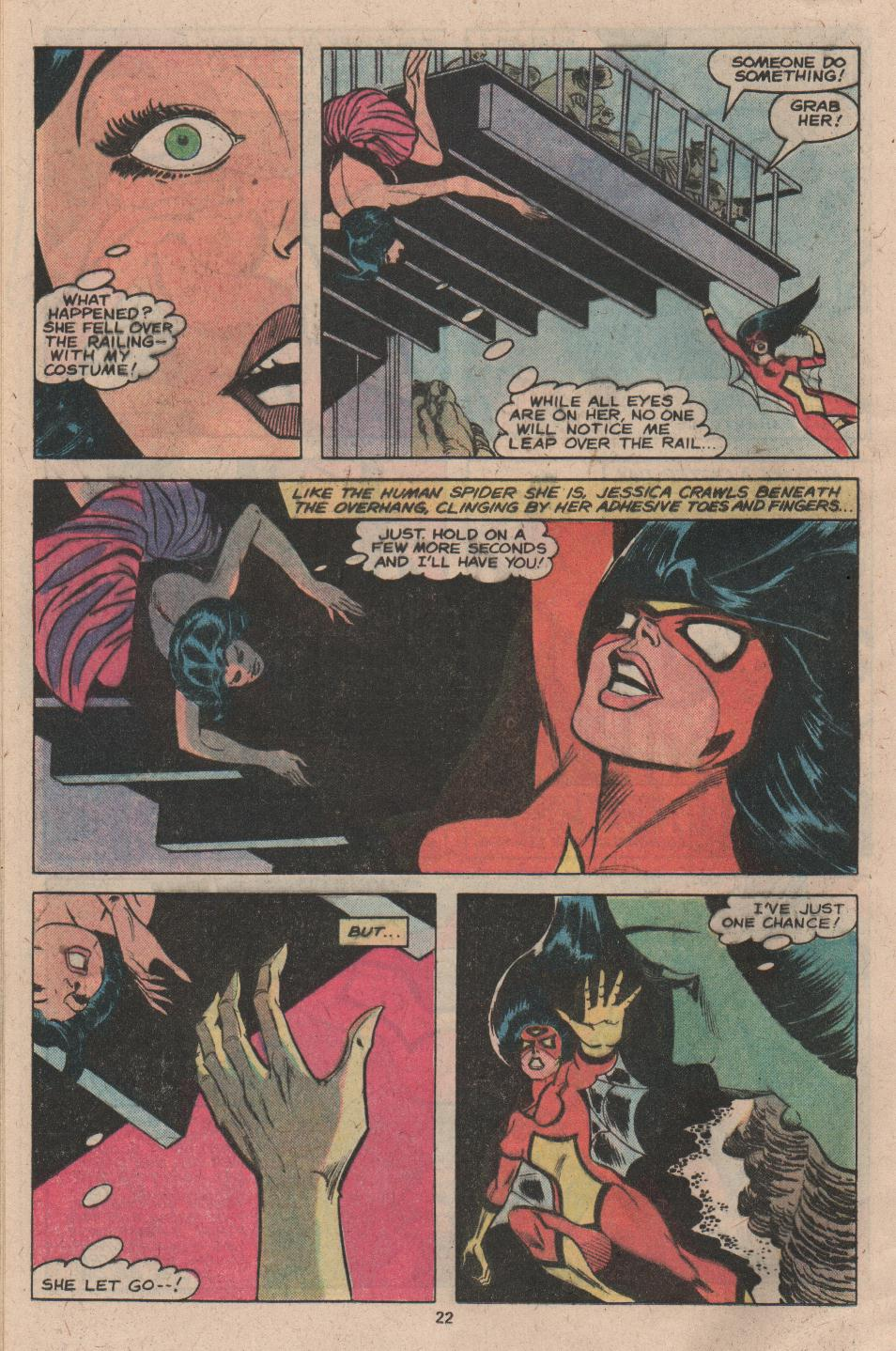 Spider-Woman (1978) Issue #17 #17 - English 14