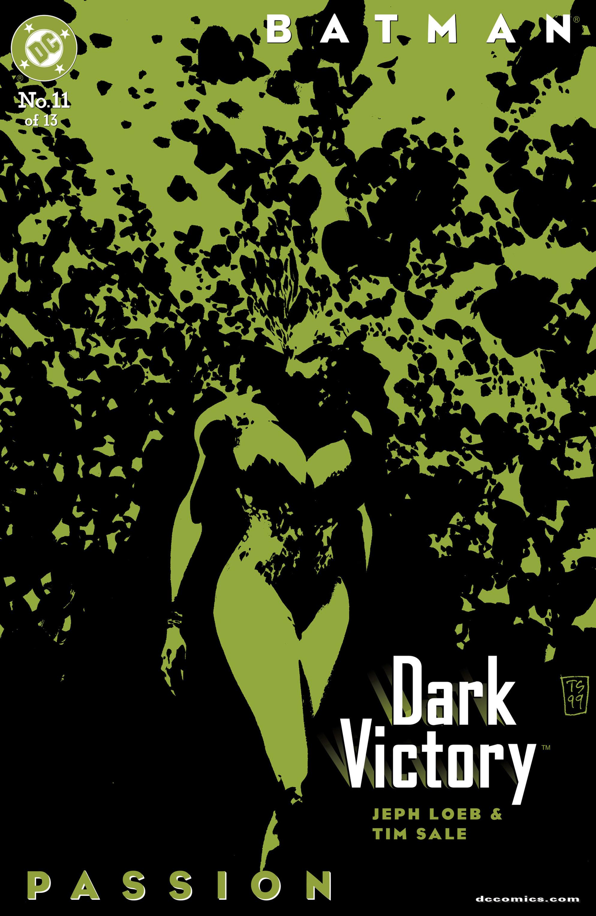Batman: Dark Victory (1999) 11 Page 1