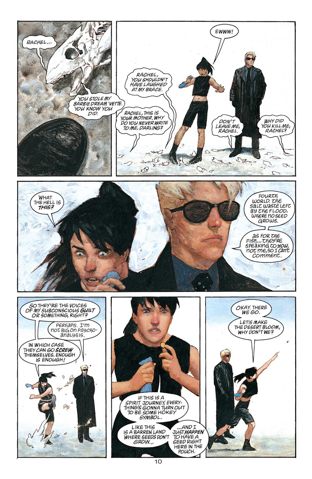Sandman Presents: Lucifer Issue #3 #3 - English 11