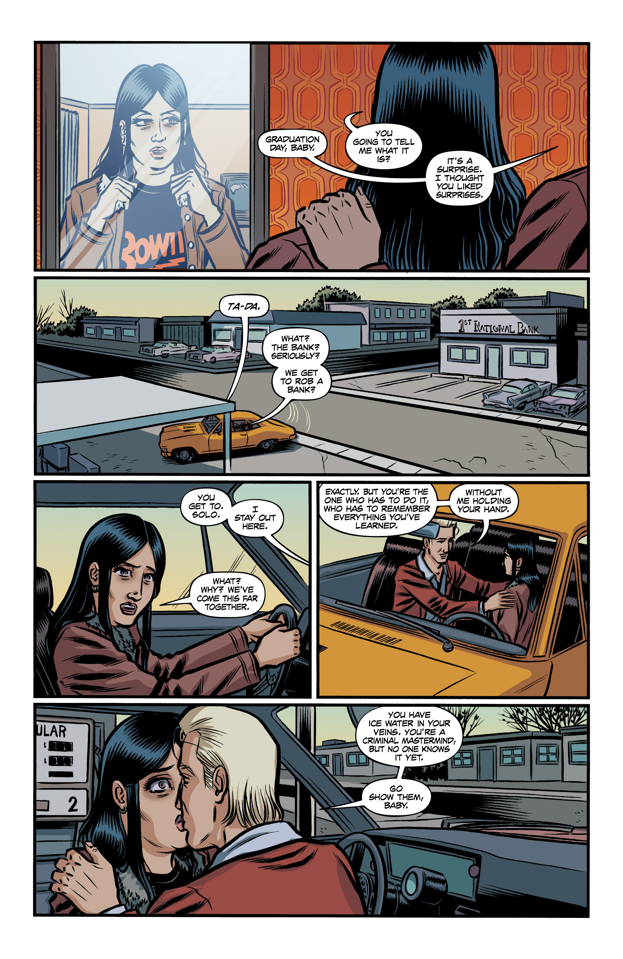 Read online Heartthrob (2016) comic -  Issue #2 - 11