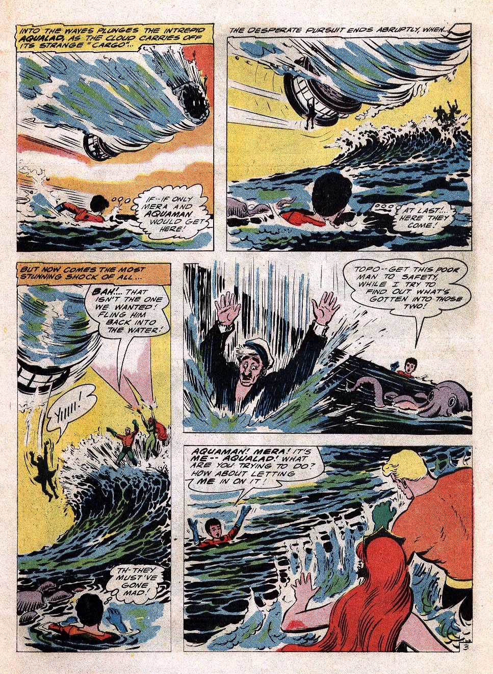 Aquaman (1962) Issue #27 #27 - English 5