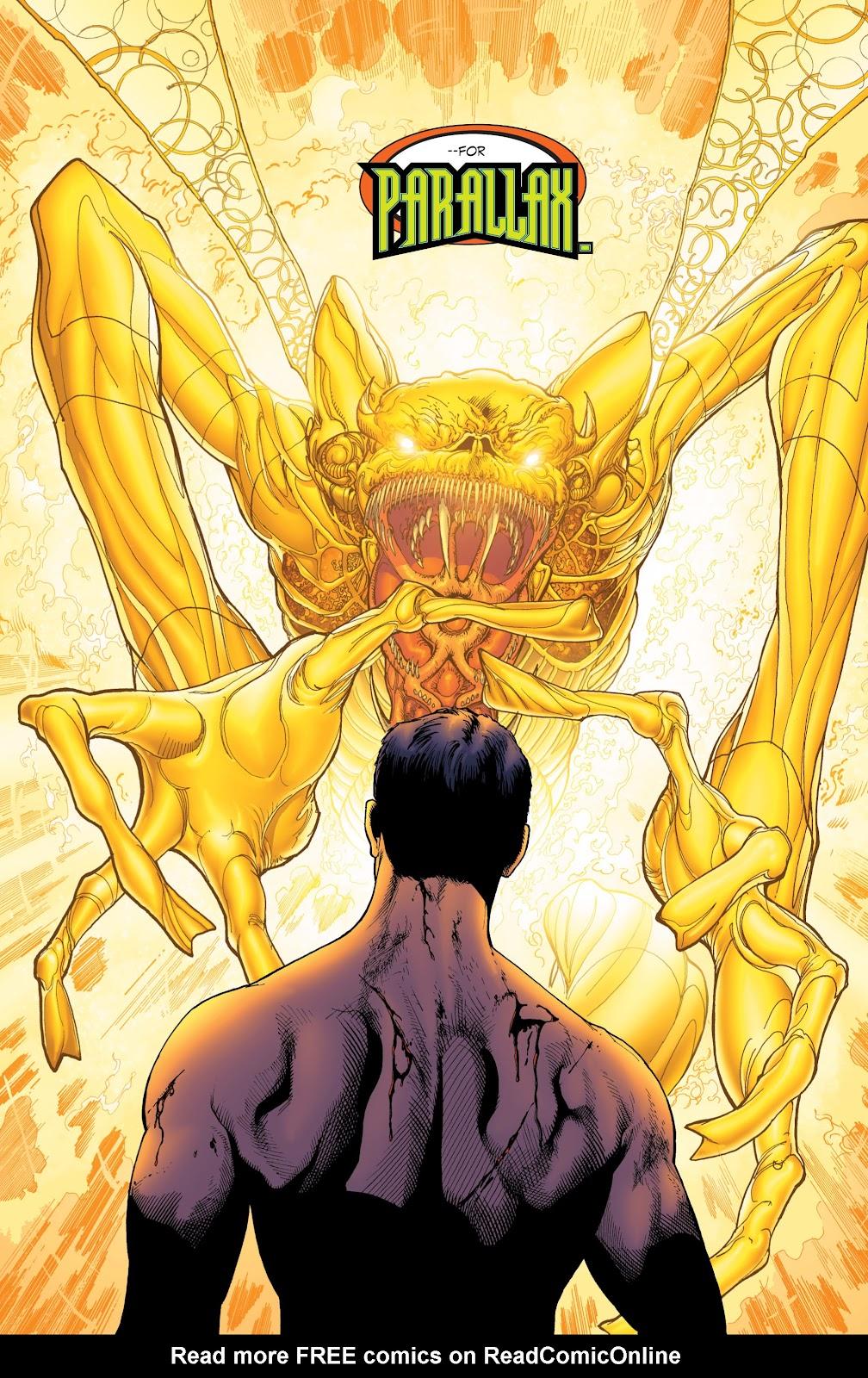 Green Lantern: The Sinestro Corps War Full #1 - English 44