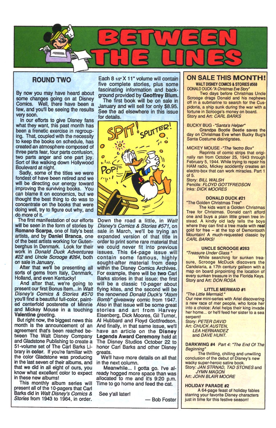 Uncle Scrooge (1953) Issue #263 #263 - English 18