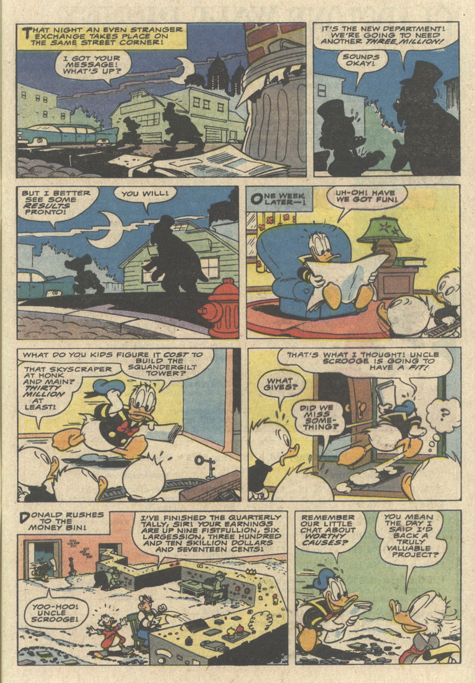 Uncle Scrooge (1953) Issue #241 #241 - English 9