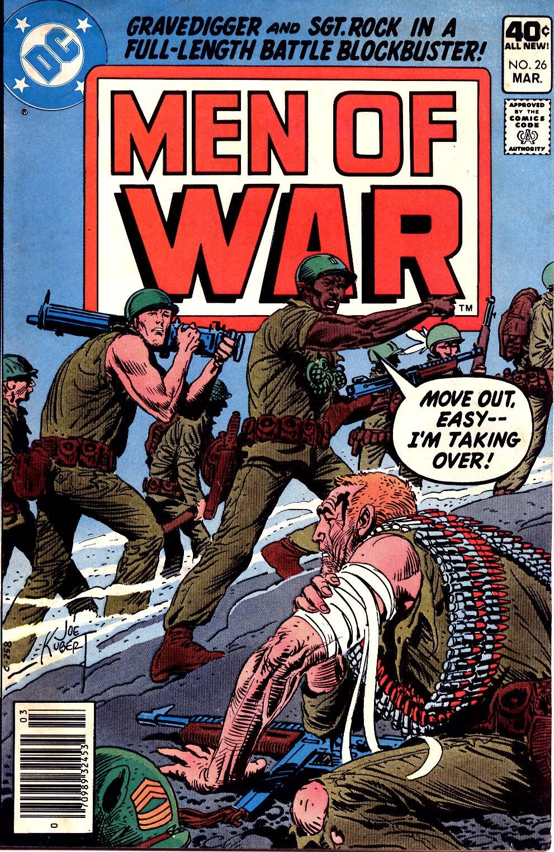 Men of War 26 Page 1