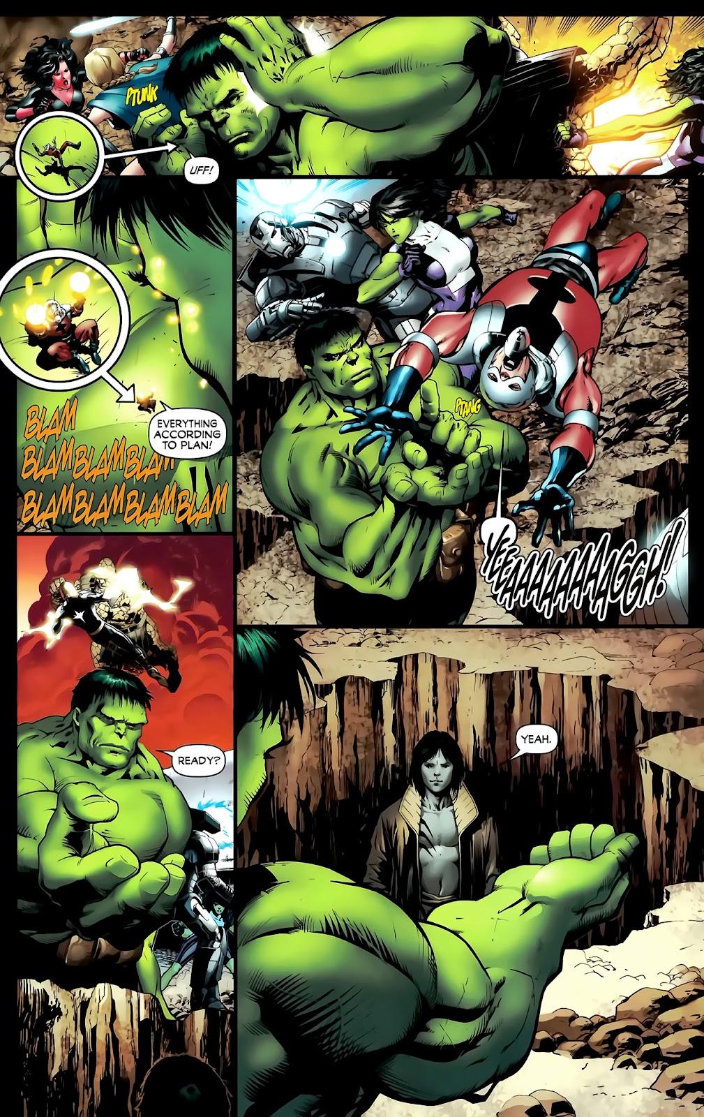 Incredible Hulks (2010) Issue #614 #4 - English 13