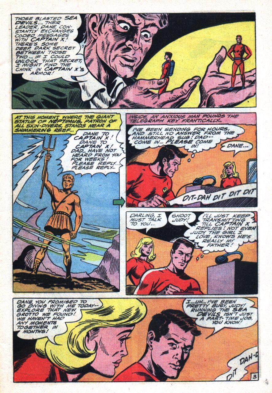 Read online Sea Devils comic -  Issue #26 - 6