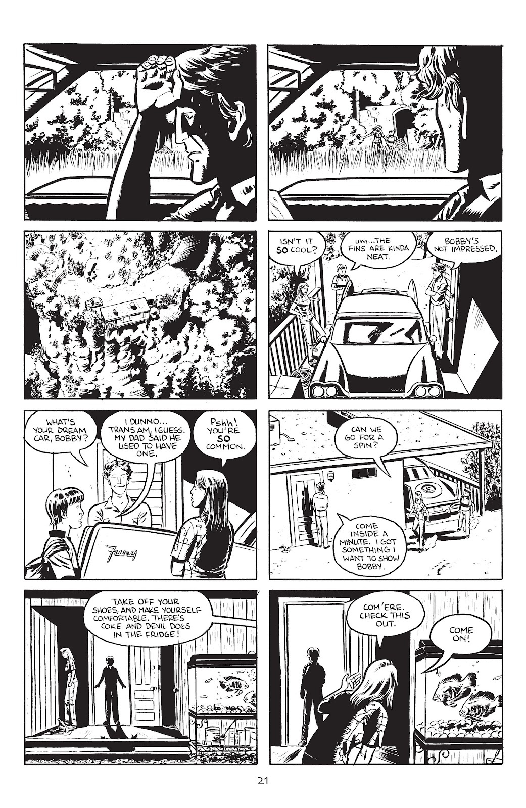 Stray Bullets Issue #25 #25 - English 23
