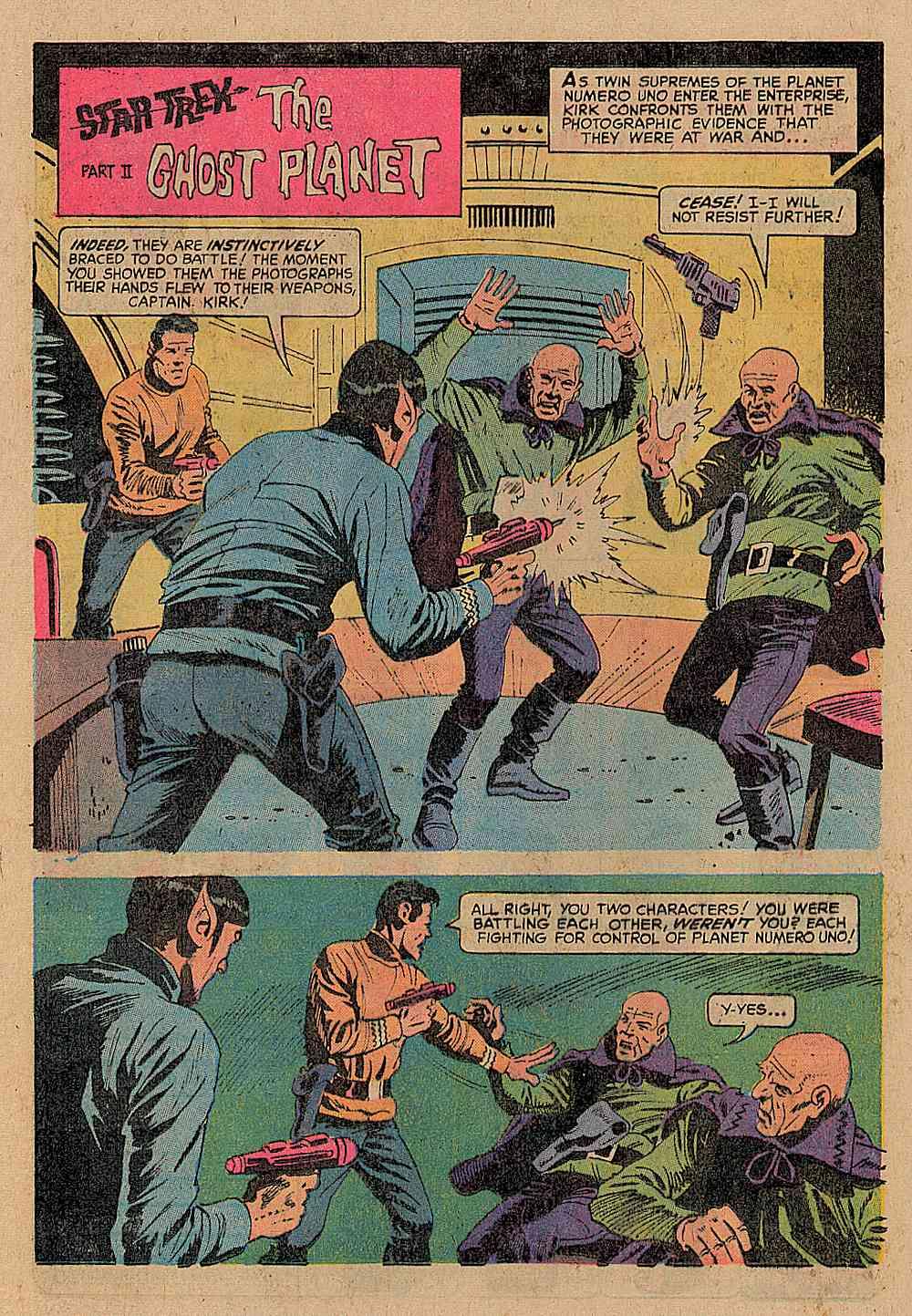Star Trek (1967) Issue #37 #37 - English 14
